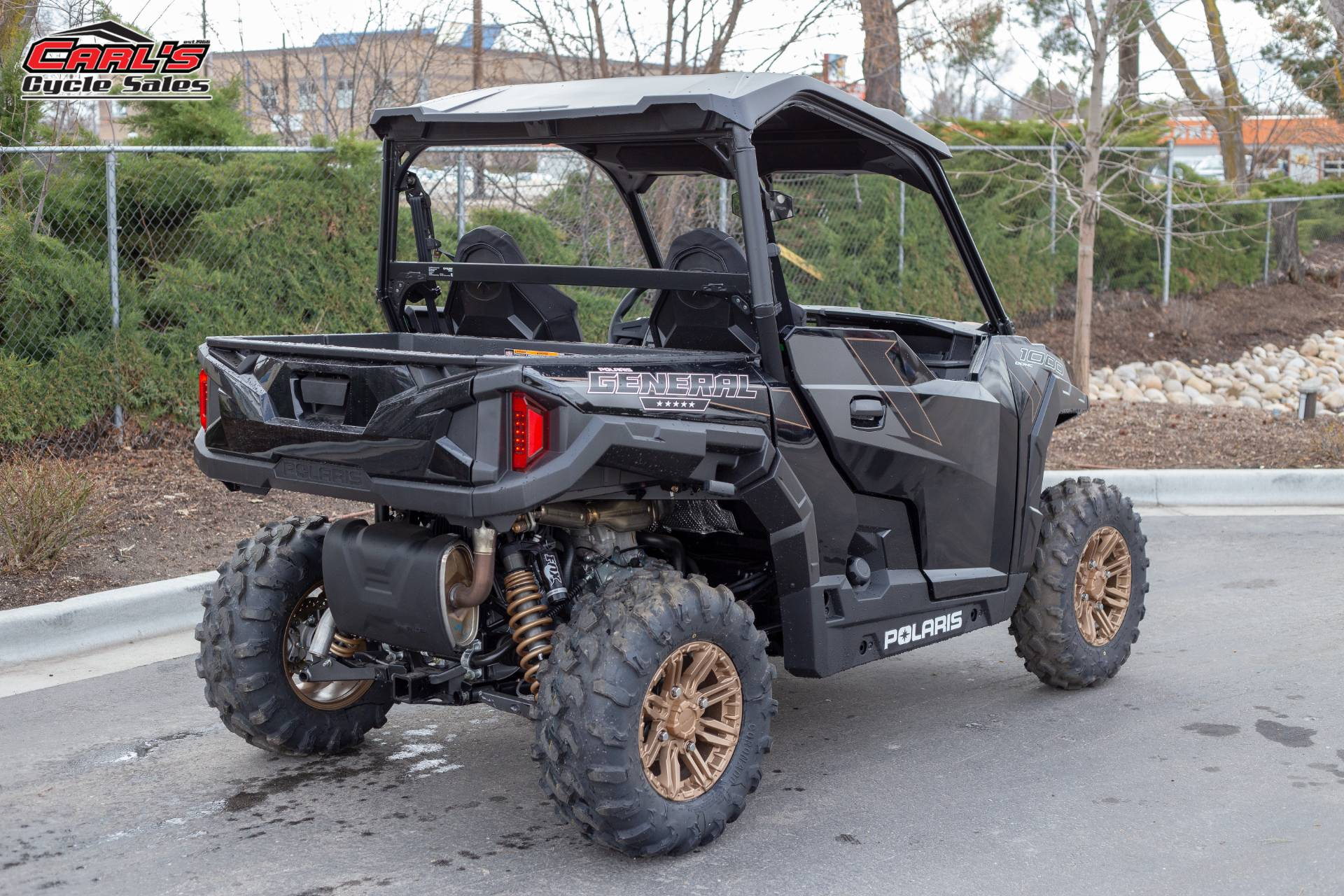 2019 Polaris General 1000 EPS Ride Command Edition 8