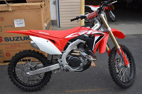 2020 Honda CRF450R in Boise, Idaho