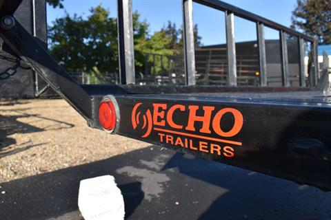2016 ECHO TRAILERS EE-9-13 in Boise, Idaho - Photo 5
