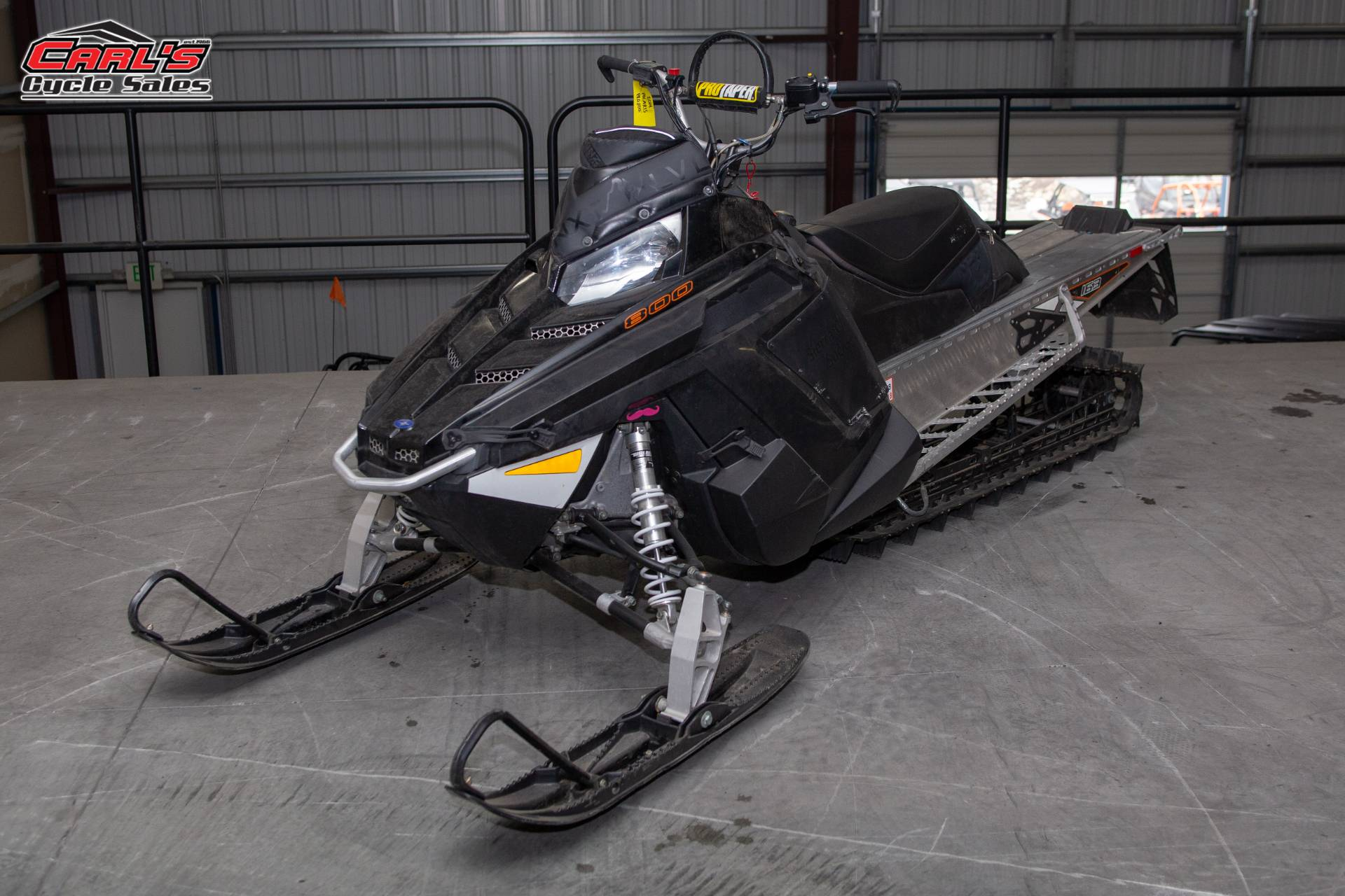 2014 Polaris 800 PRO-RMK® 163 in Boise, Idaho - Photo 2