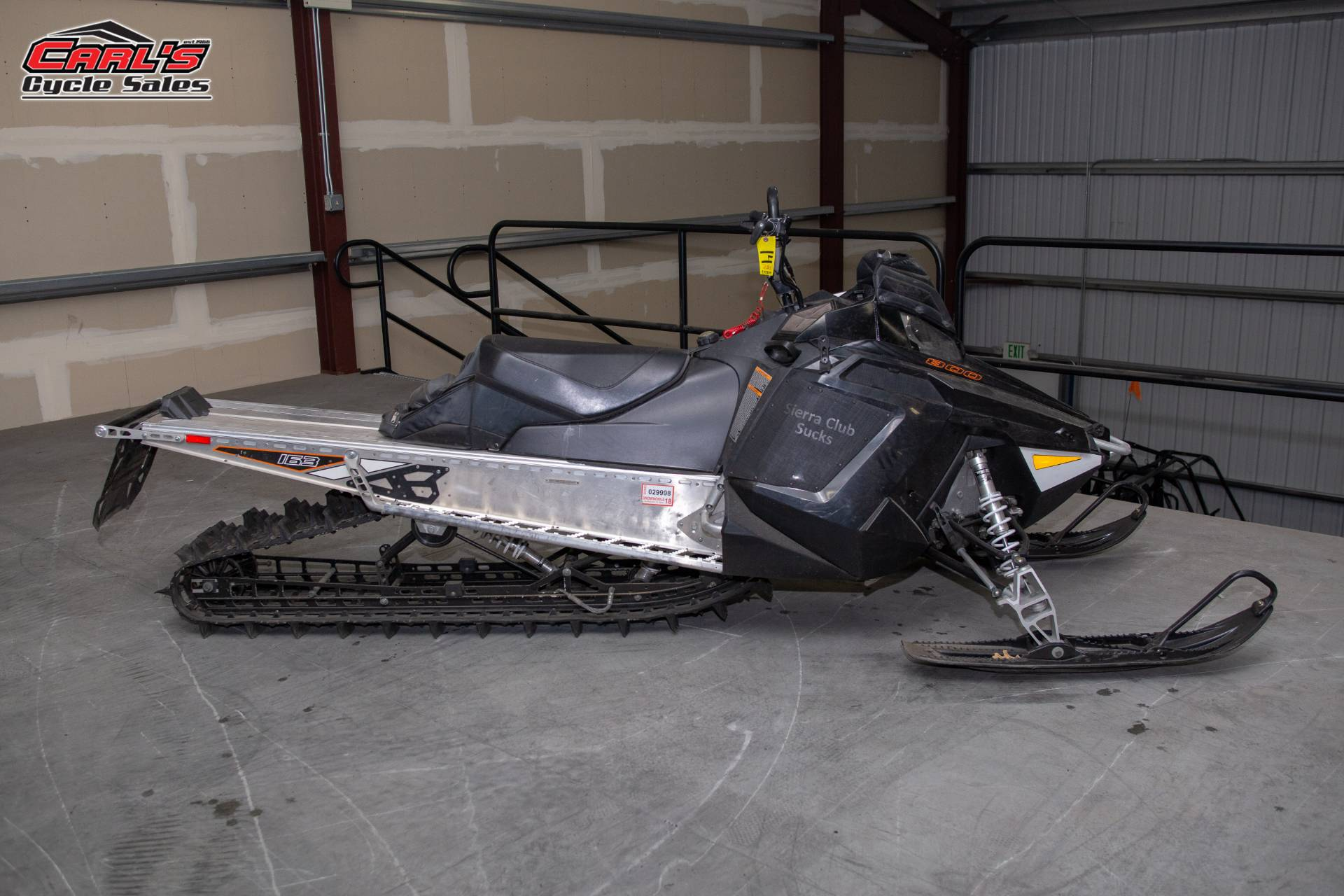 2014 Polaris 800 PRO-RMK® 163 in Boise, Idaho - Photo 5