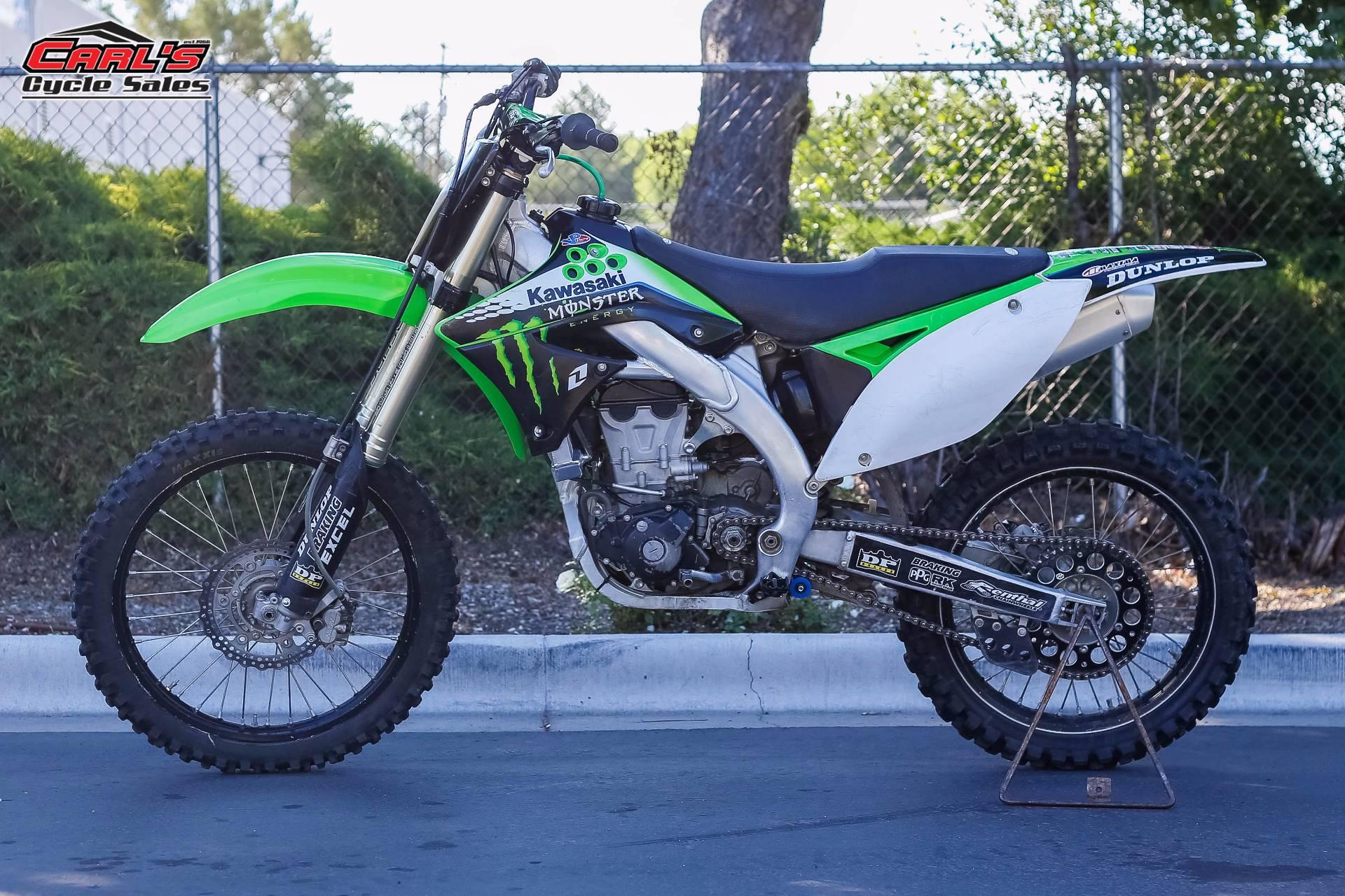 2011 KX450F