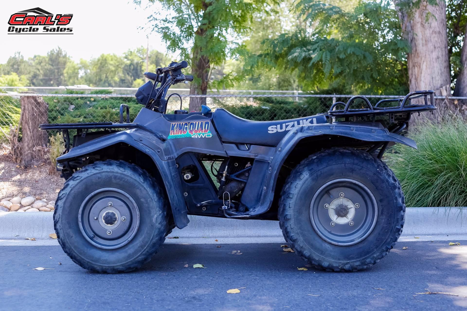 1996 Kingquad 400