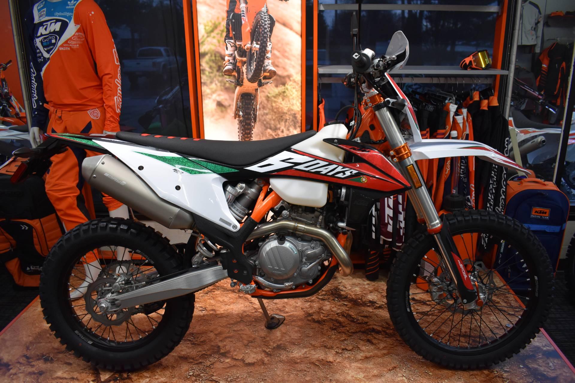 2020 KTM 500 EXC-F Six Days in Boise, Idaho