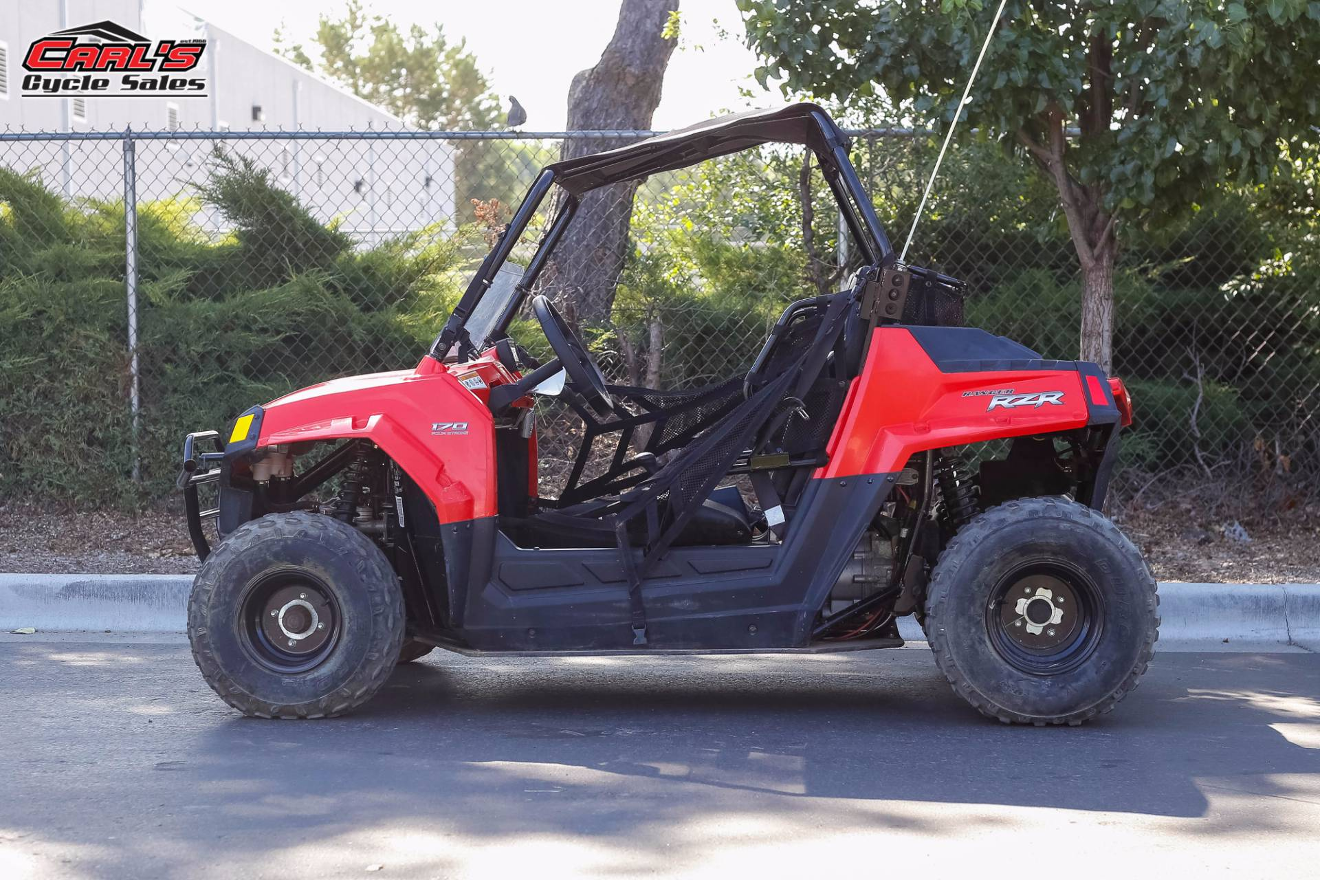 2009 RZR 170