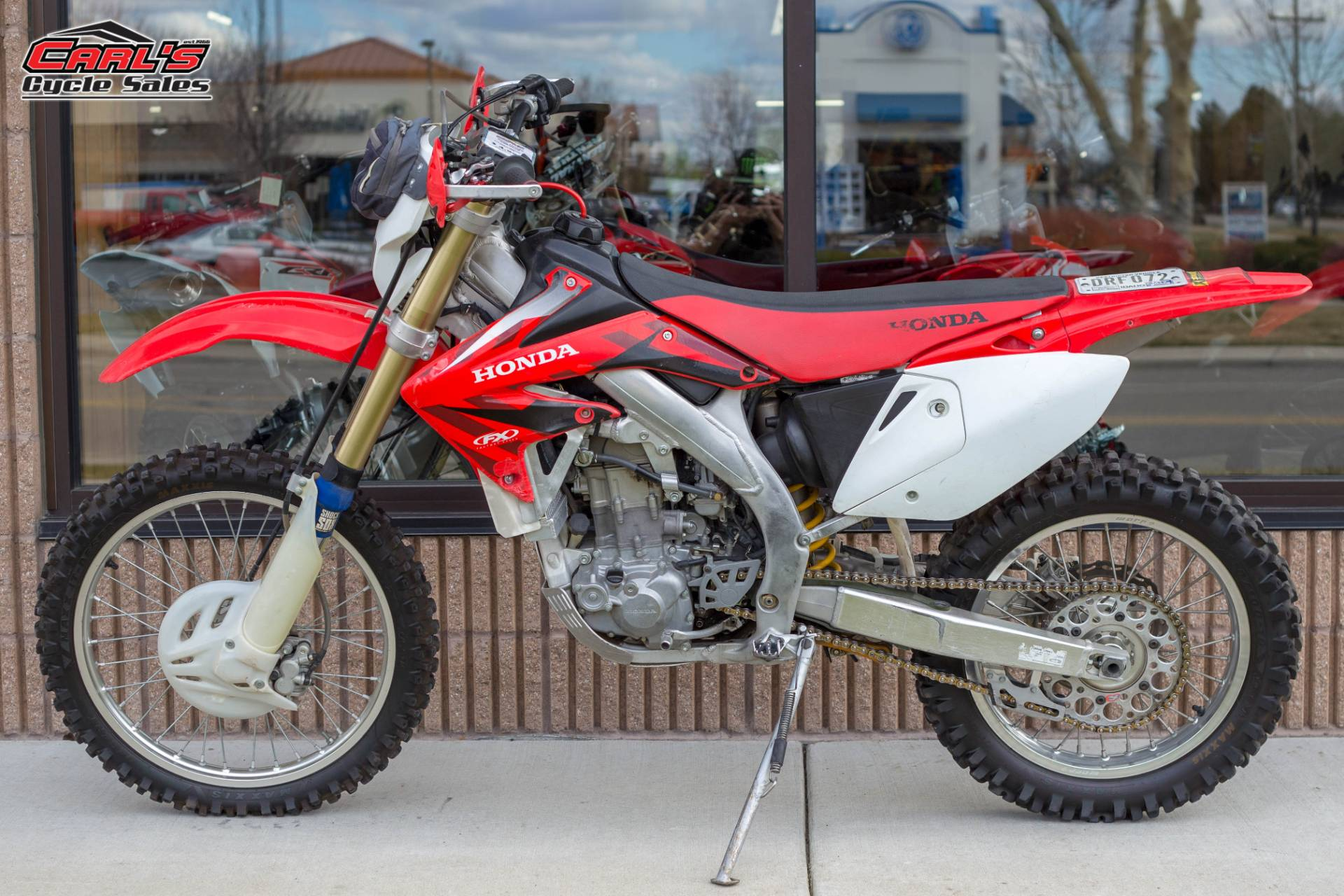 2005 CRF450X