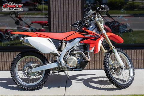 2005 Honda CRF™450X in Boise, Idaho - Photo 6