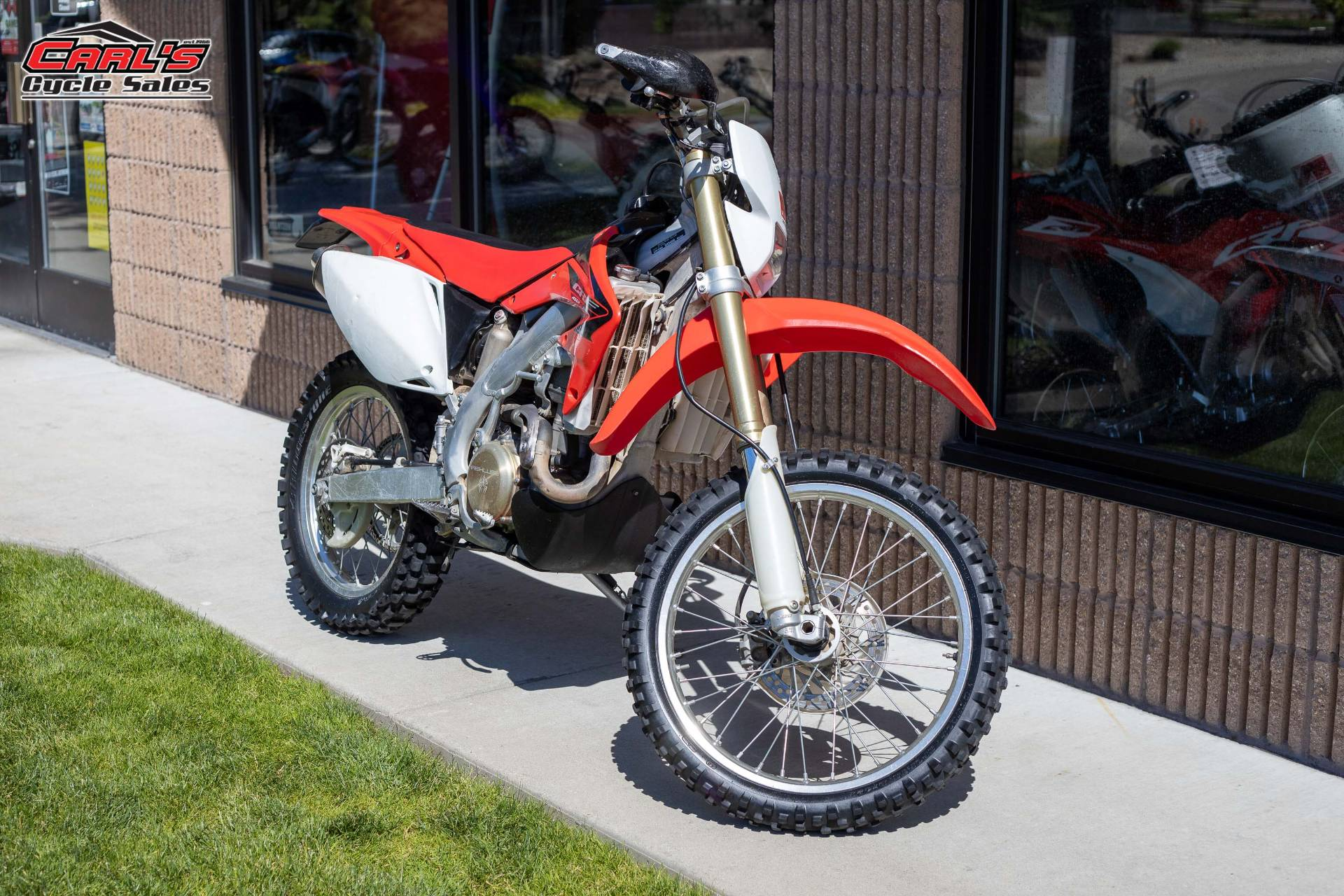 2005 Honda CRF™450X in Boise, Idaho - Photo 7