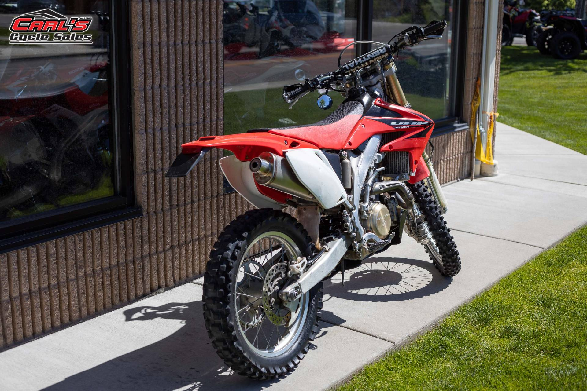2005 Honda CRF™450X in Boise, Idaho - Photo 8