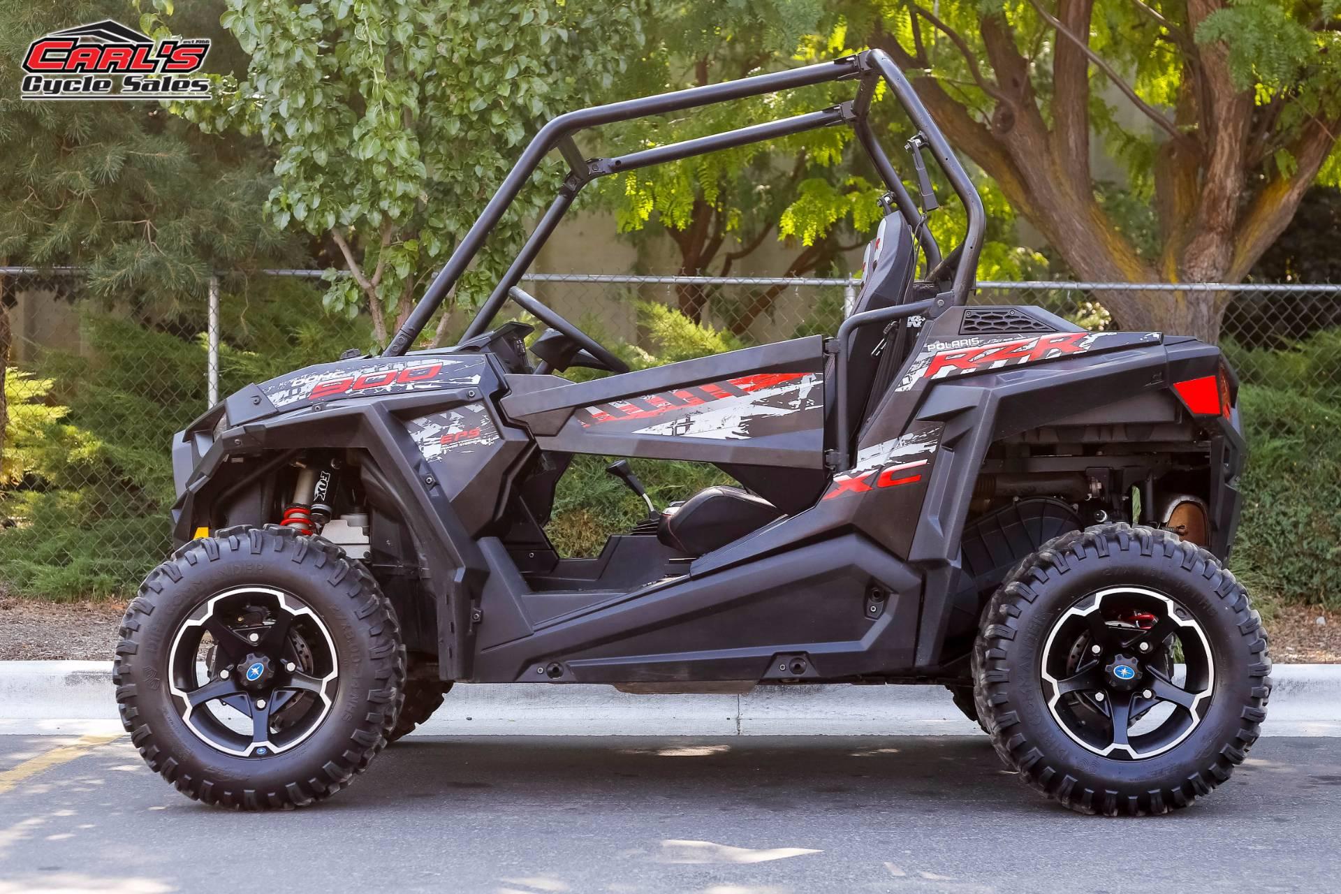 2015 RZR 900 XC Edition