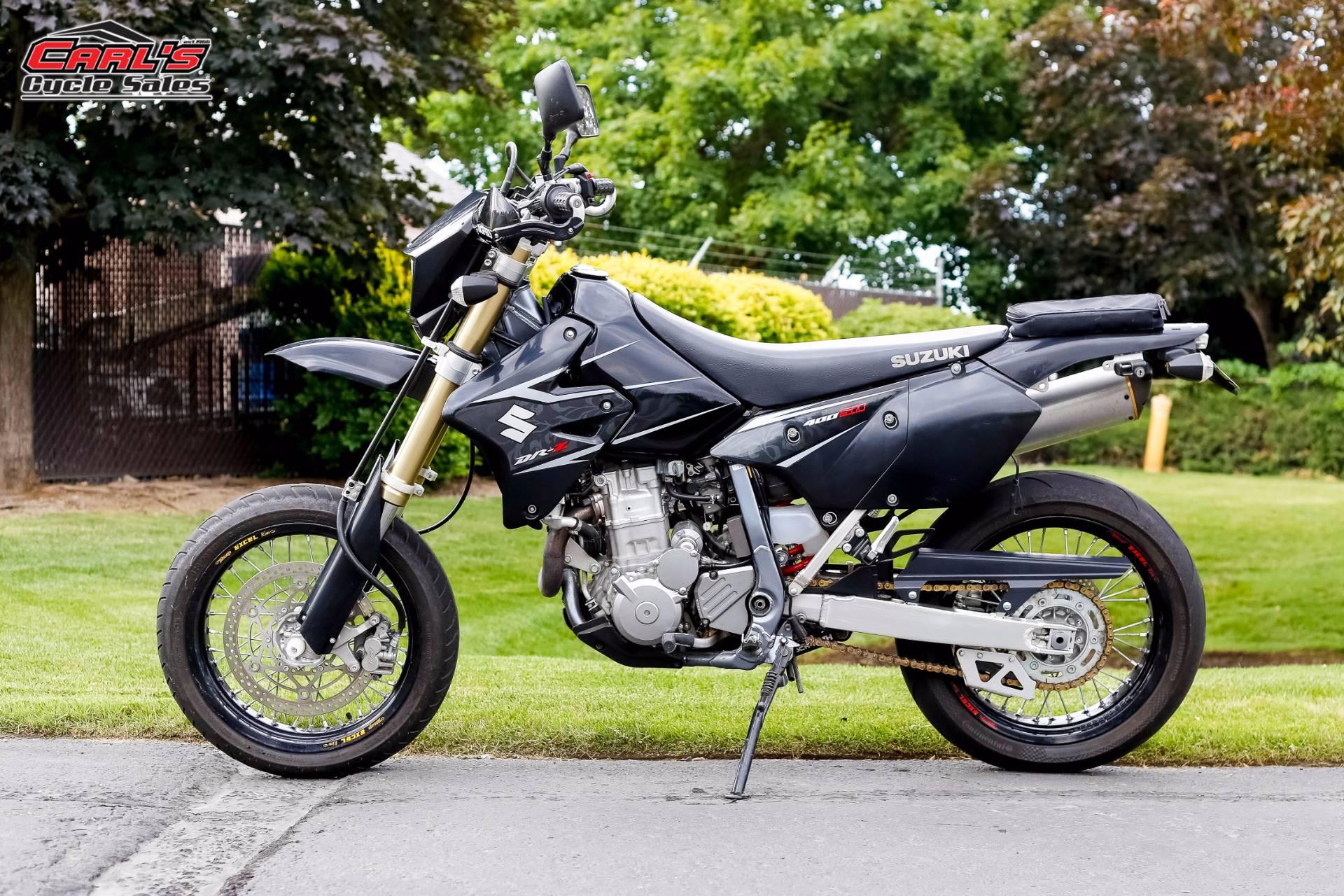 2008 DR-Z400SM