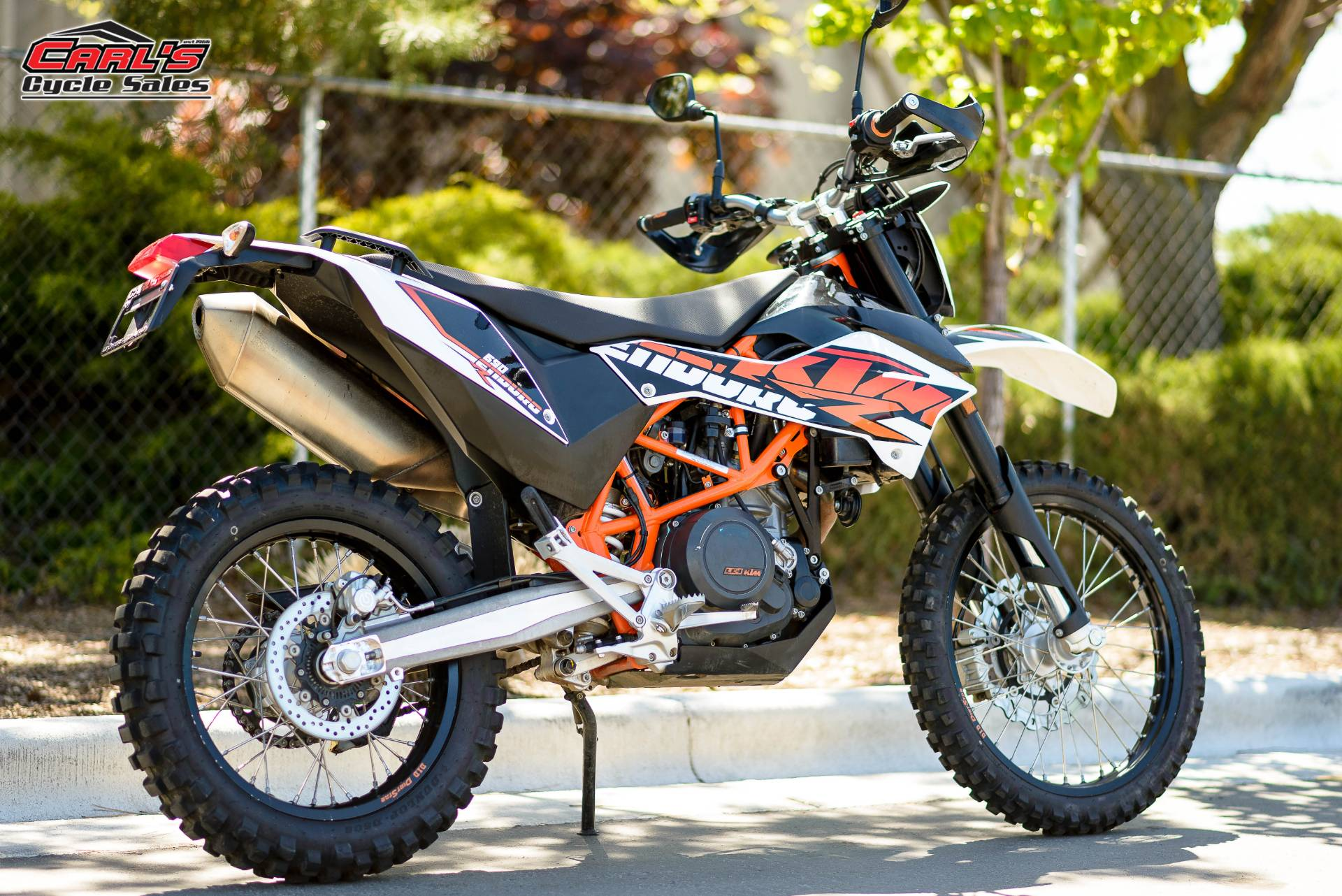 2016 ktm 690 enduro r for sale boise id 5856. Black Bedroom Furniture Sets. Home Design Ideas