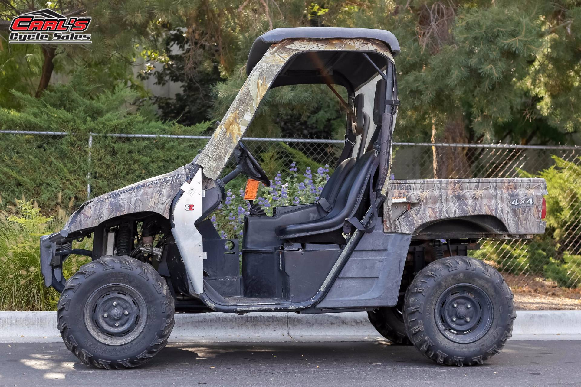 2005 Rhino 660