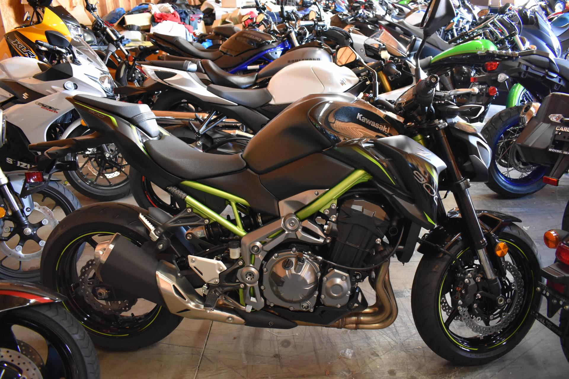 2019 Kawasaki Z900 ABS in Boise, Idaho - Photo 1