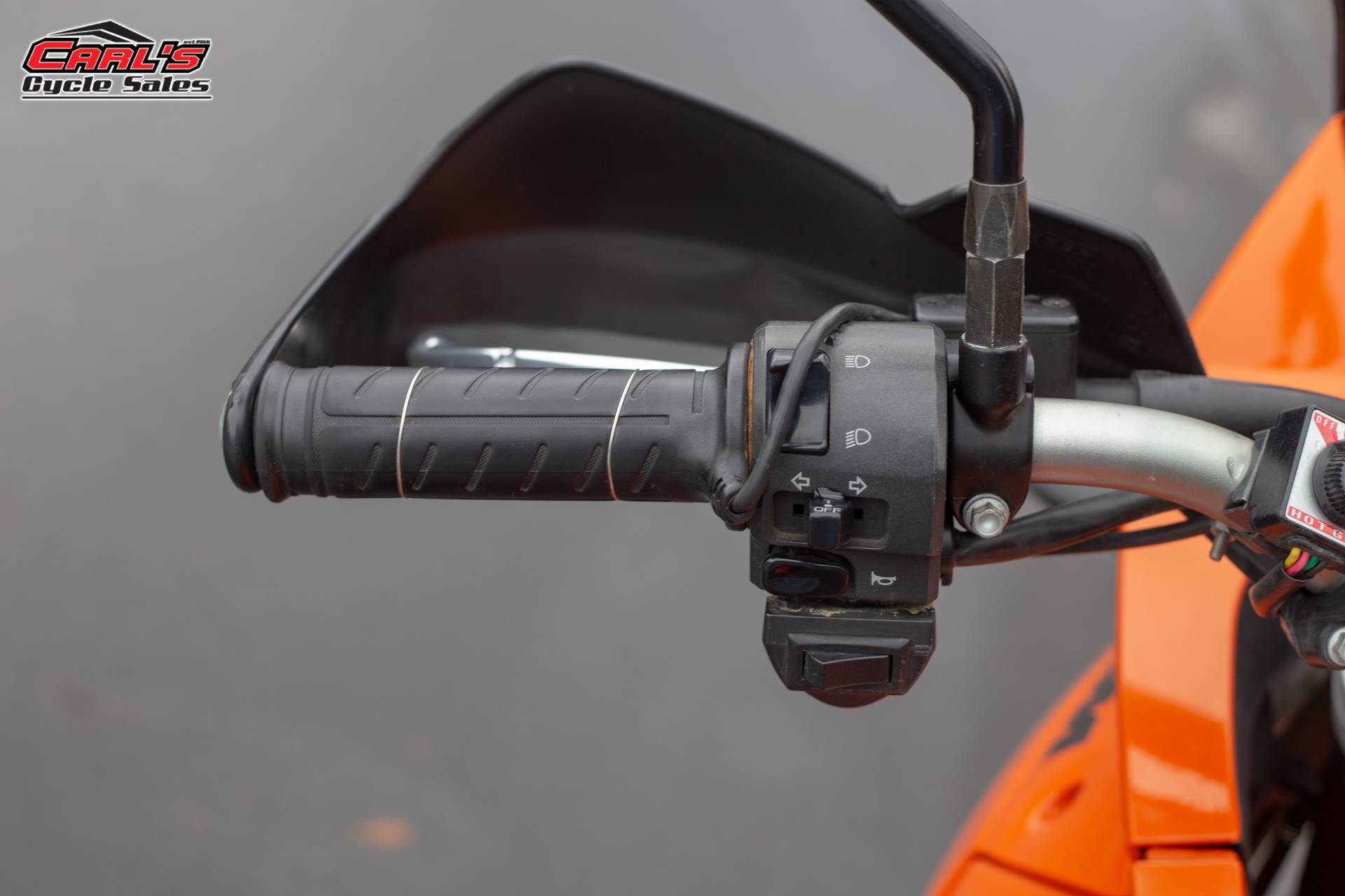 2007 KTM 990 Adventure S 4
