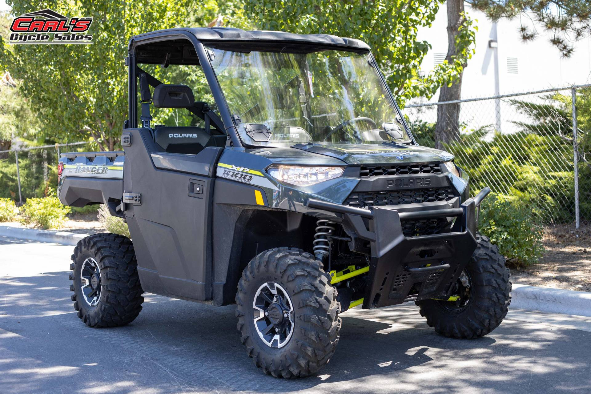 2019 Polaris Ranger XP 1000 EPS Premium in Boise, Idaho - Photo 7