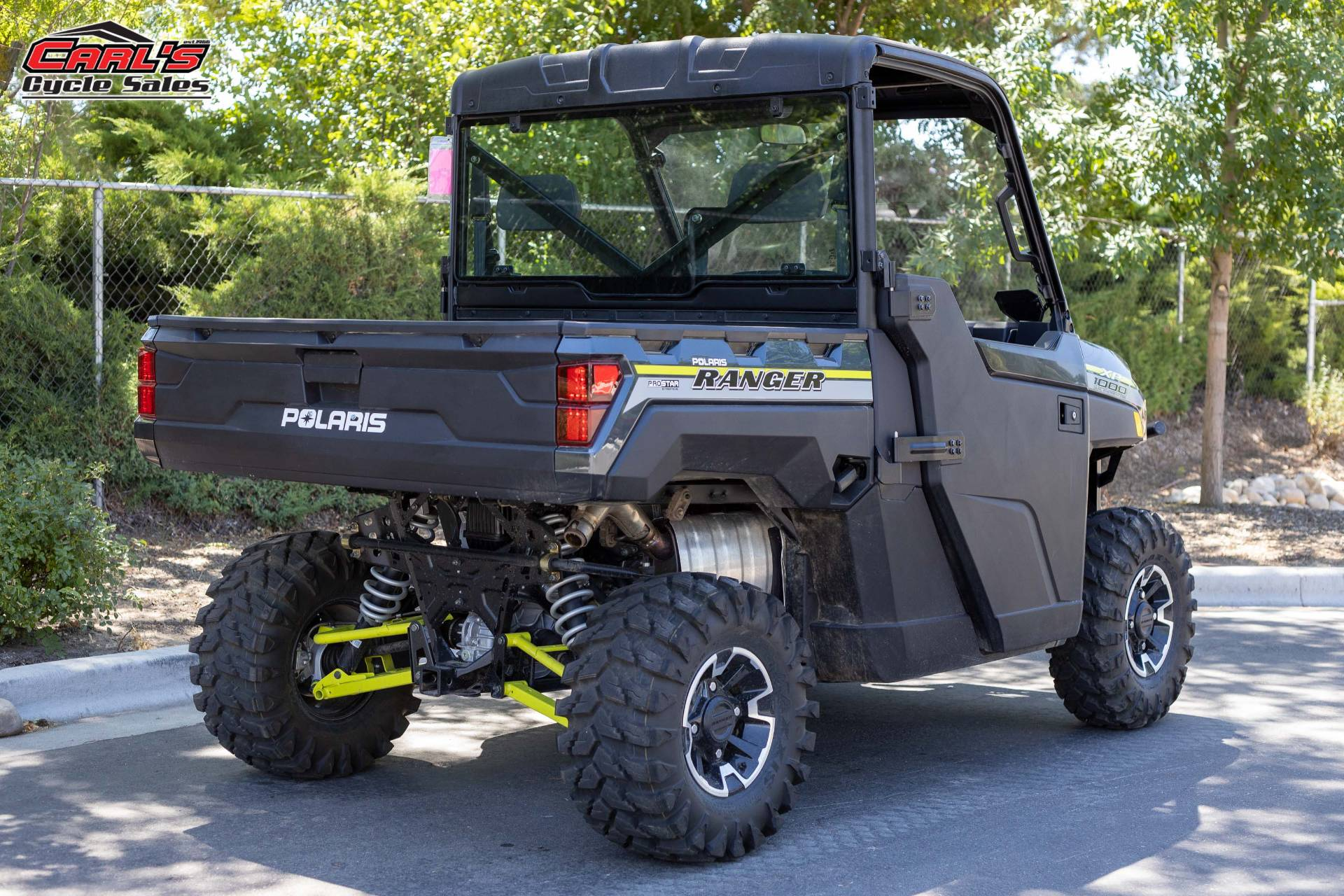 2019 Polaris Ranger XP 1000 EPS Premium in Boise, Idaho - Photo 8
