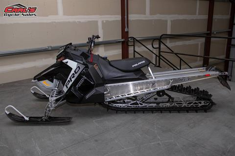 2017 Polaris 800 PRO-RMK 163 in Boise, Idaho - Photo 1