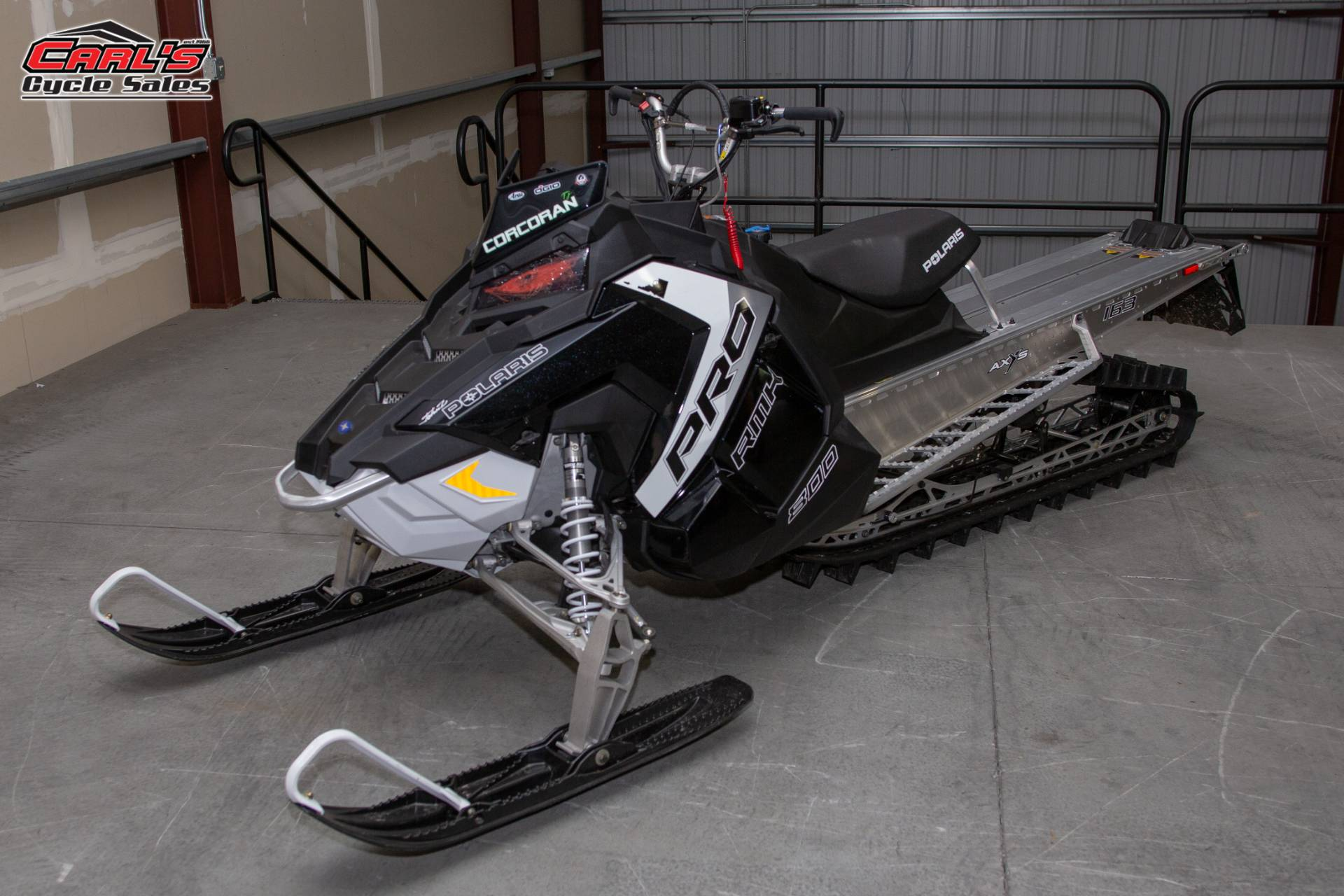 2017 Polaris 800 PRO-RMK 163 in Boise, Idaho - Photo 2