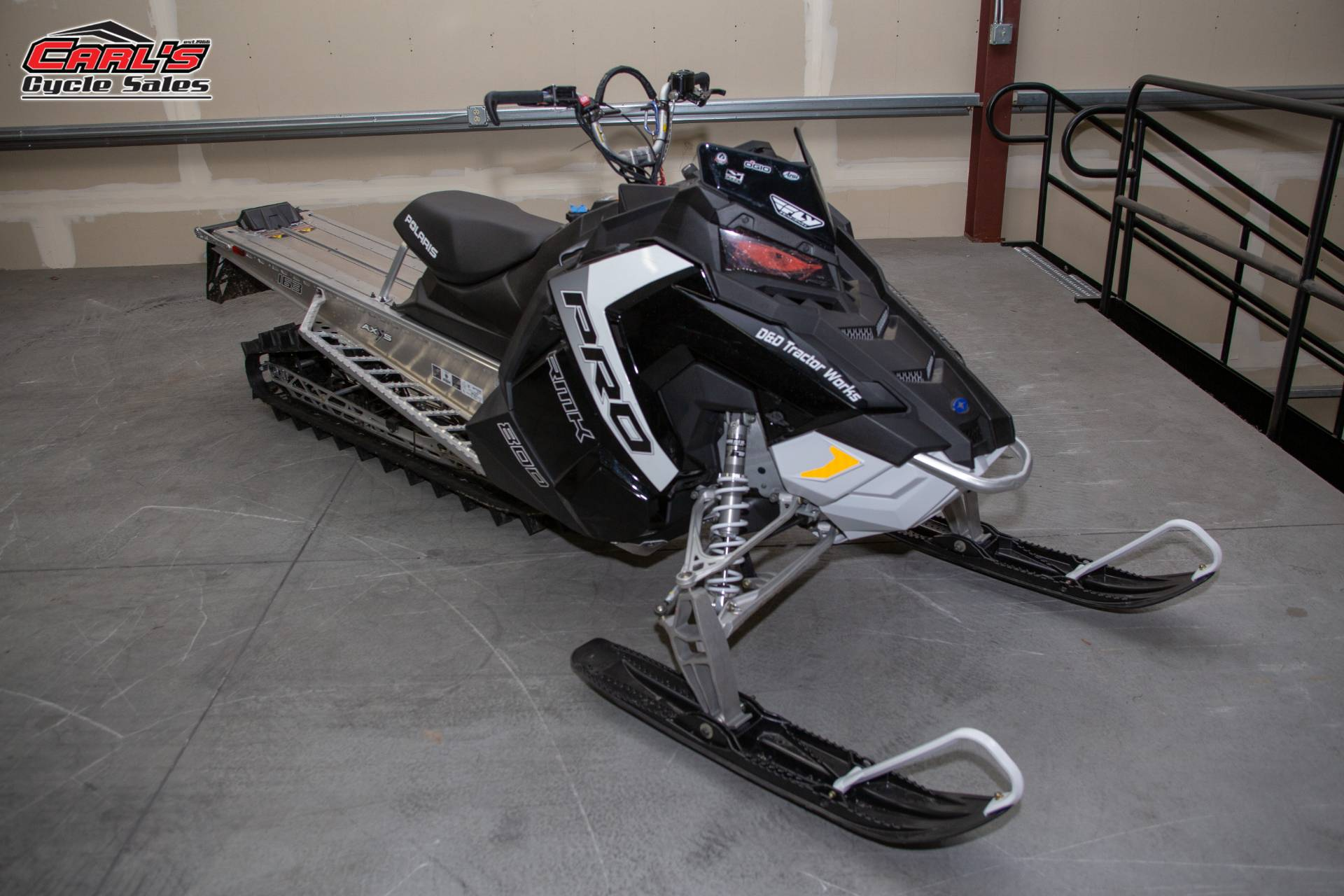 2017 Polaris 800 PRO-RMK 163 in Boise, Idaho - Photo 6