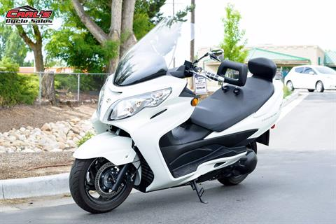 2012 Suzuki Burgman™ 400 ABS in Boise, Idaho