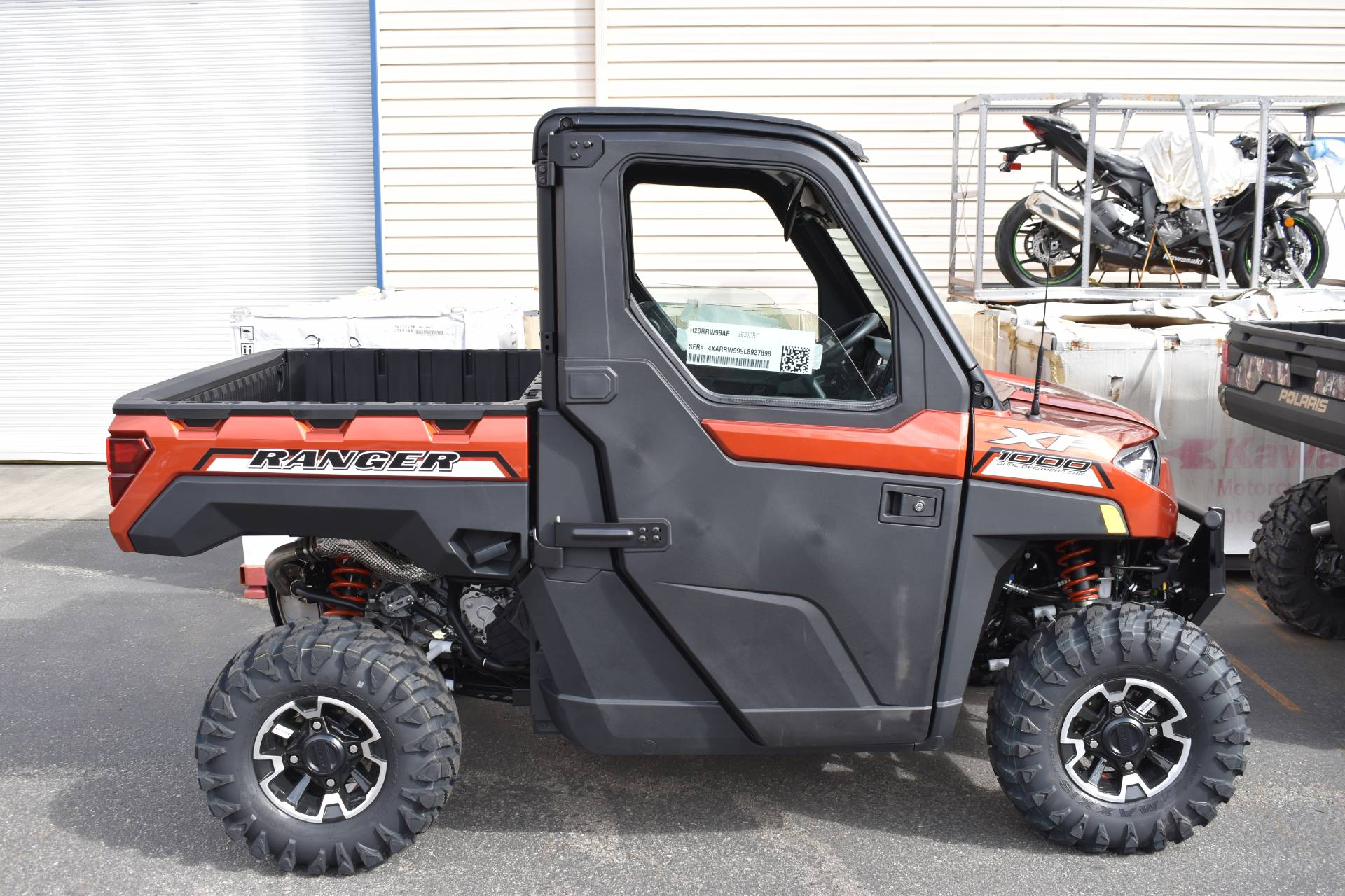 2020 Polaris RANGER XP 1000 NorthStar Edition + Ride Command Package in Boise, Idaho