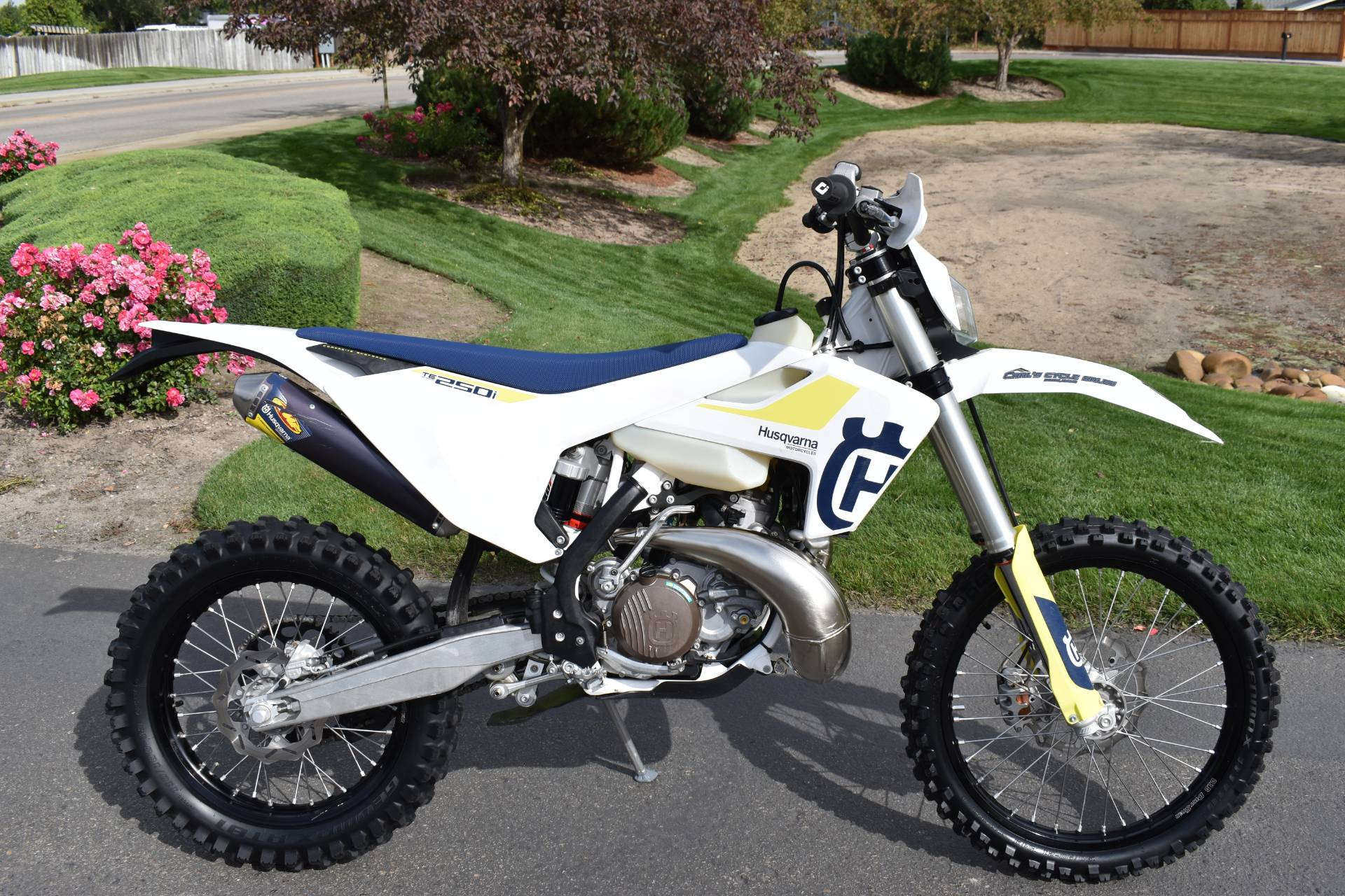 2019 Husqvarna TE 250i in Boise, Idaho - Photo 1