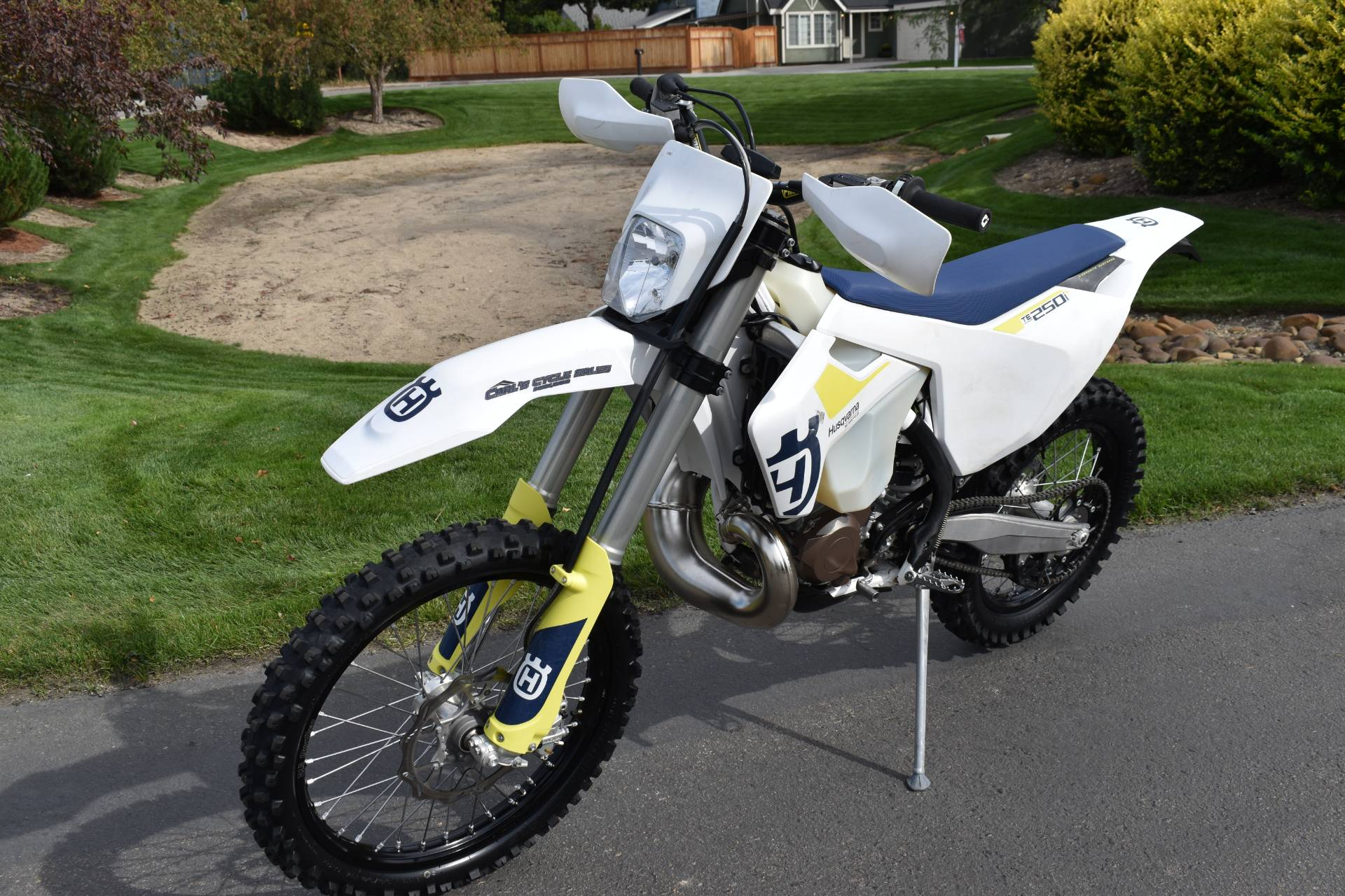 2019 Husqvarna TE 250i in Boise, Idaho - Photo 4