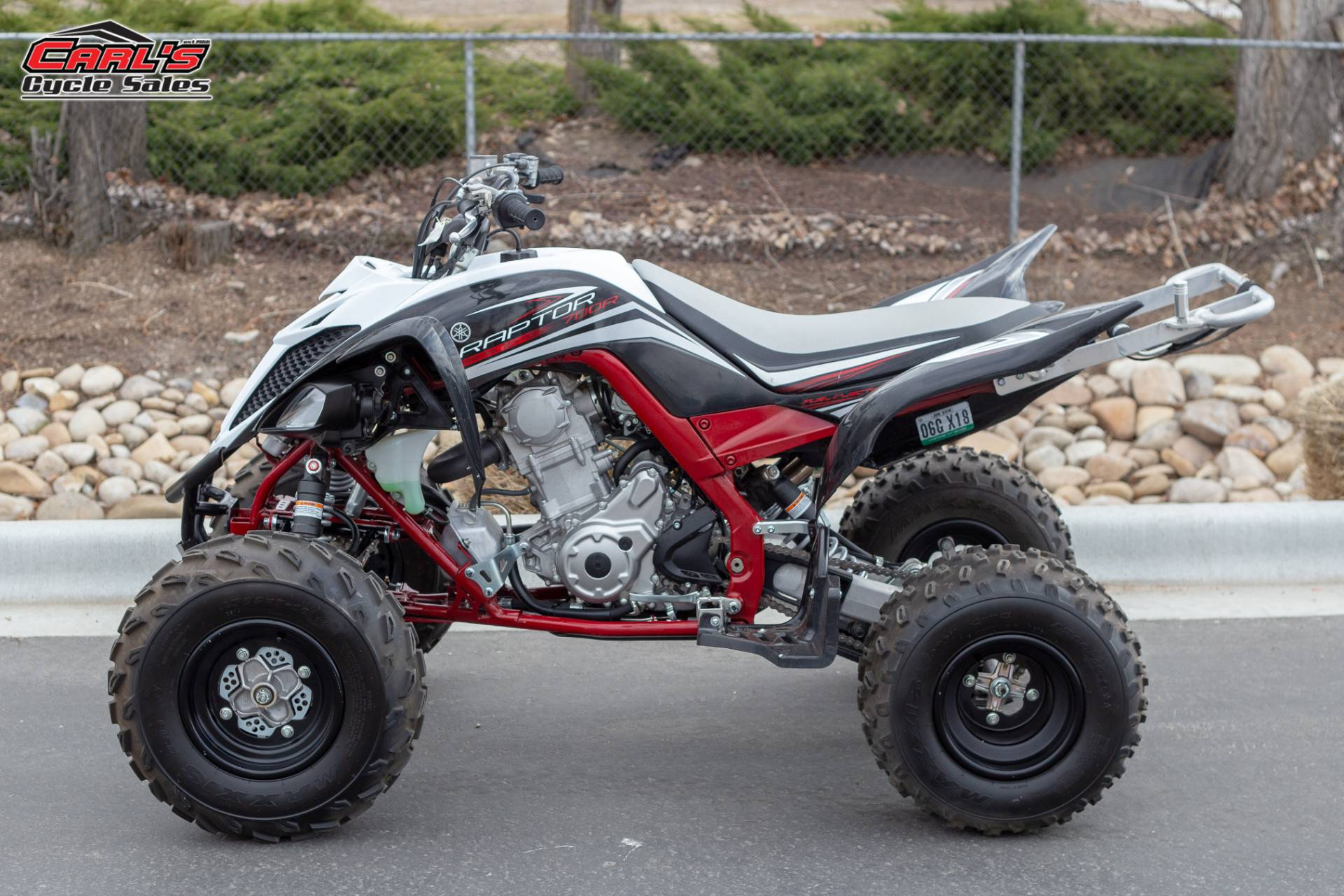 2015 Yamaha Raptor 700R SE for sale 95943