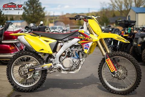 2012 Suzuki RM-Z450 in Boise, Idaho