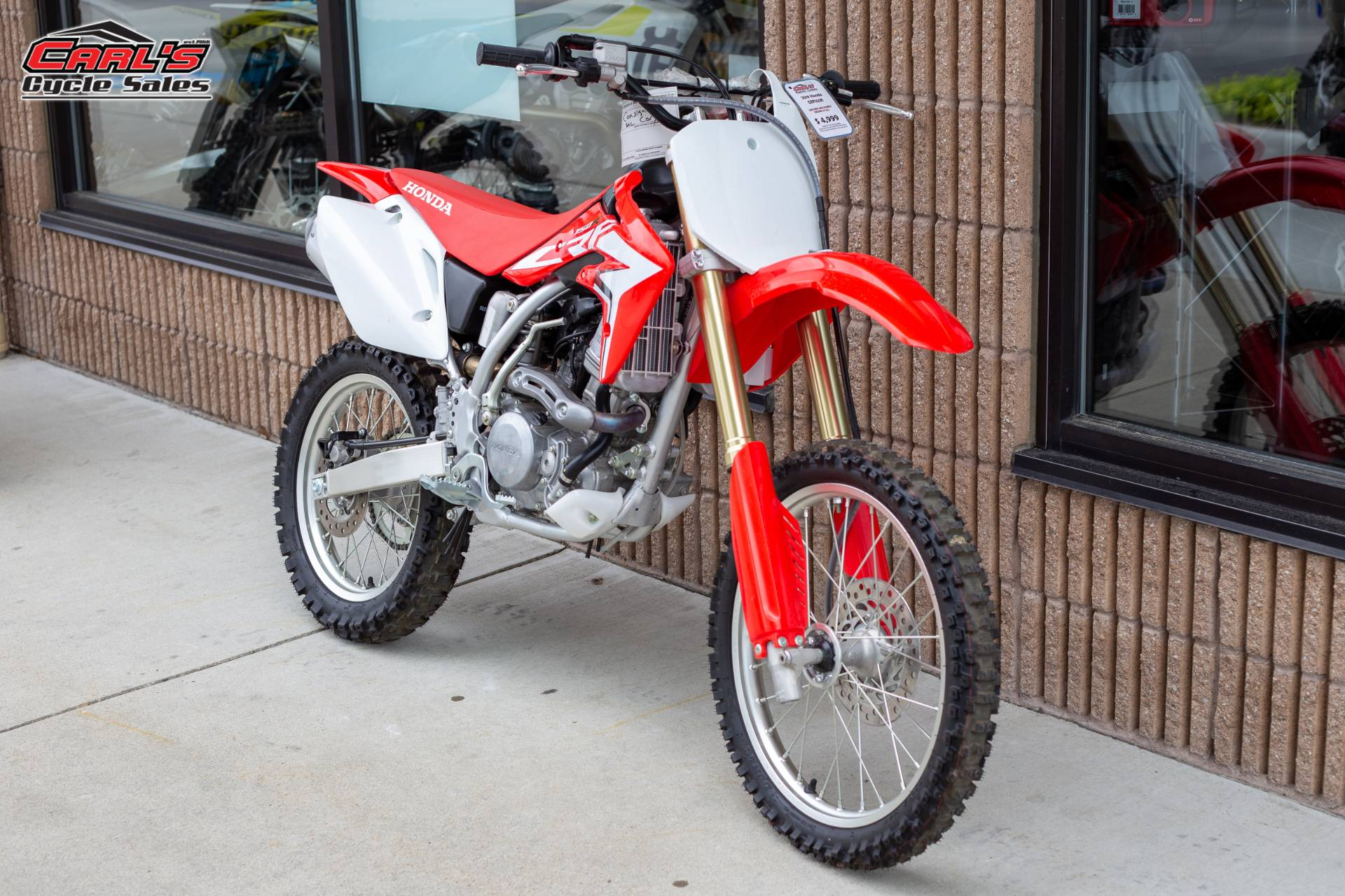 2019 Honda CRF150R Expert in Boise, Idaho - Photo 7