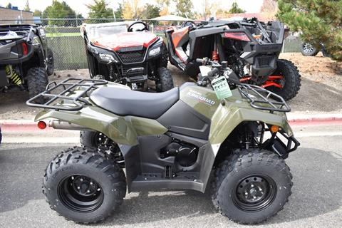 2020 Suzuki KingQuad 400FSi in Boise, Idaho