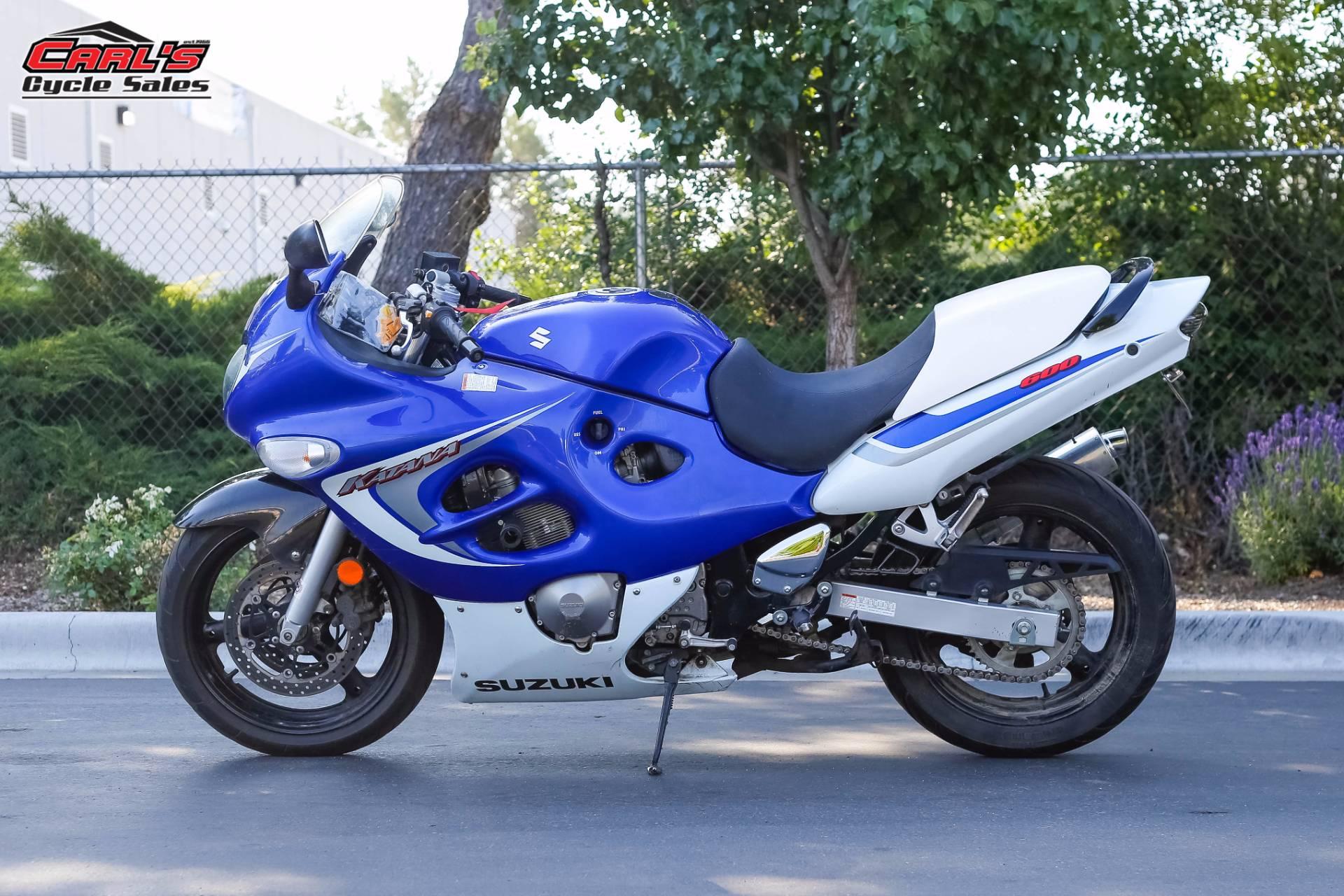 2006 GSX600