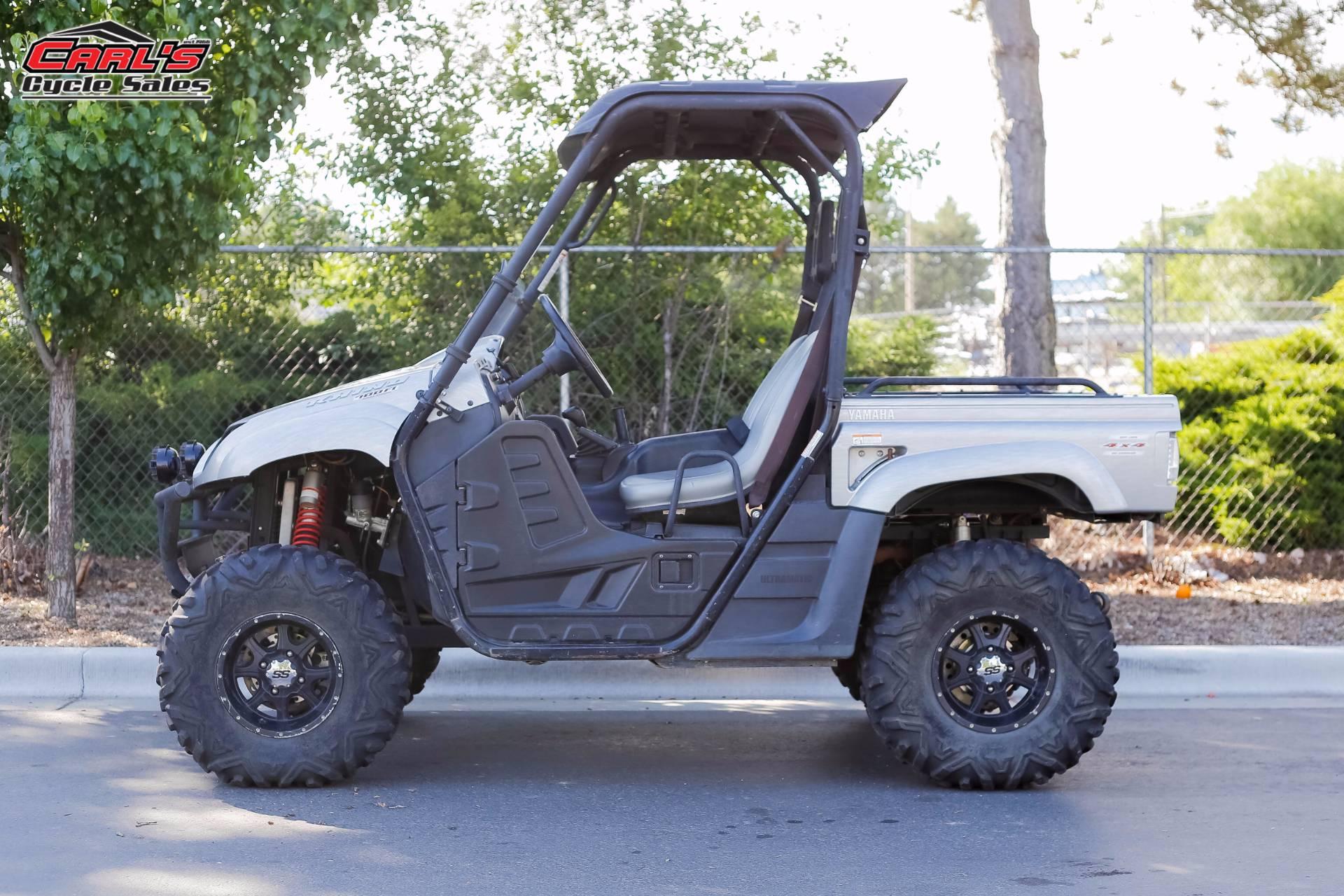 2008 Rhino 700