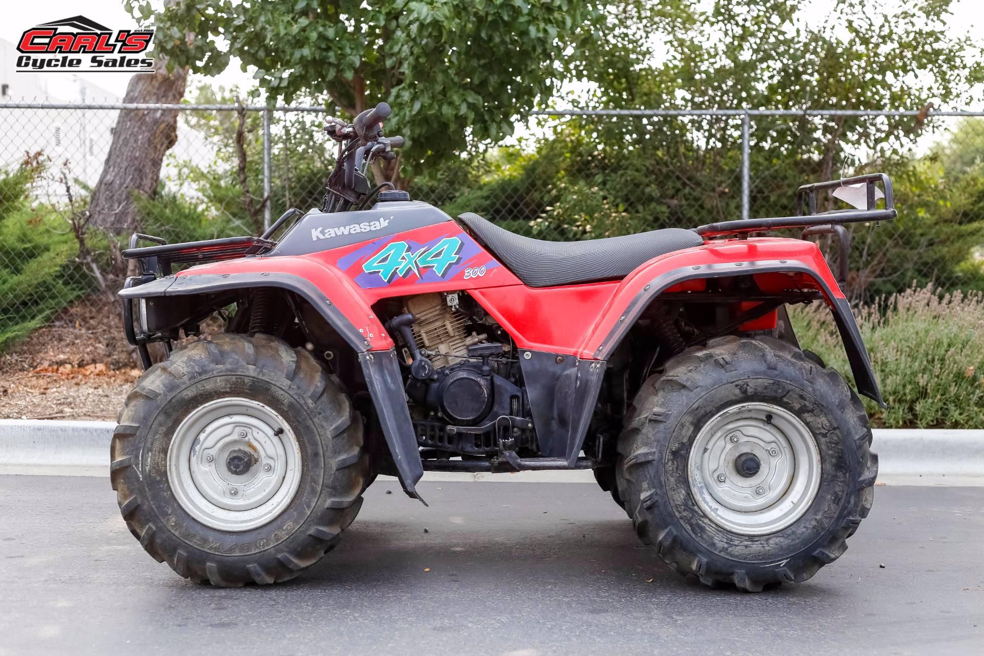 1996 KLF300