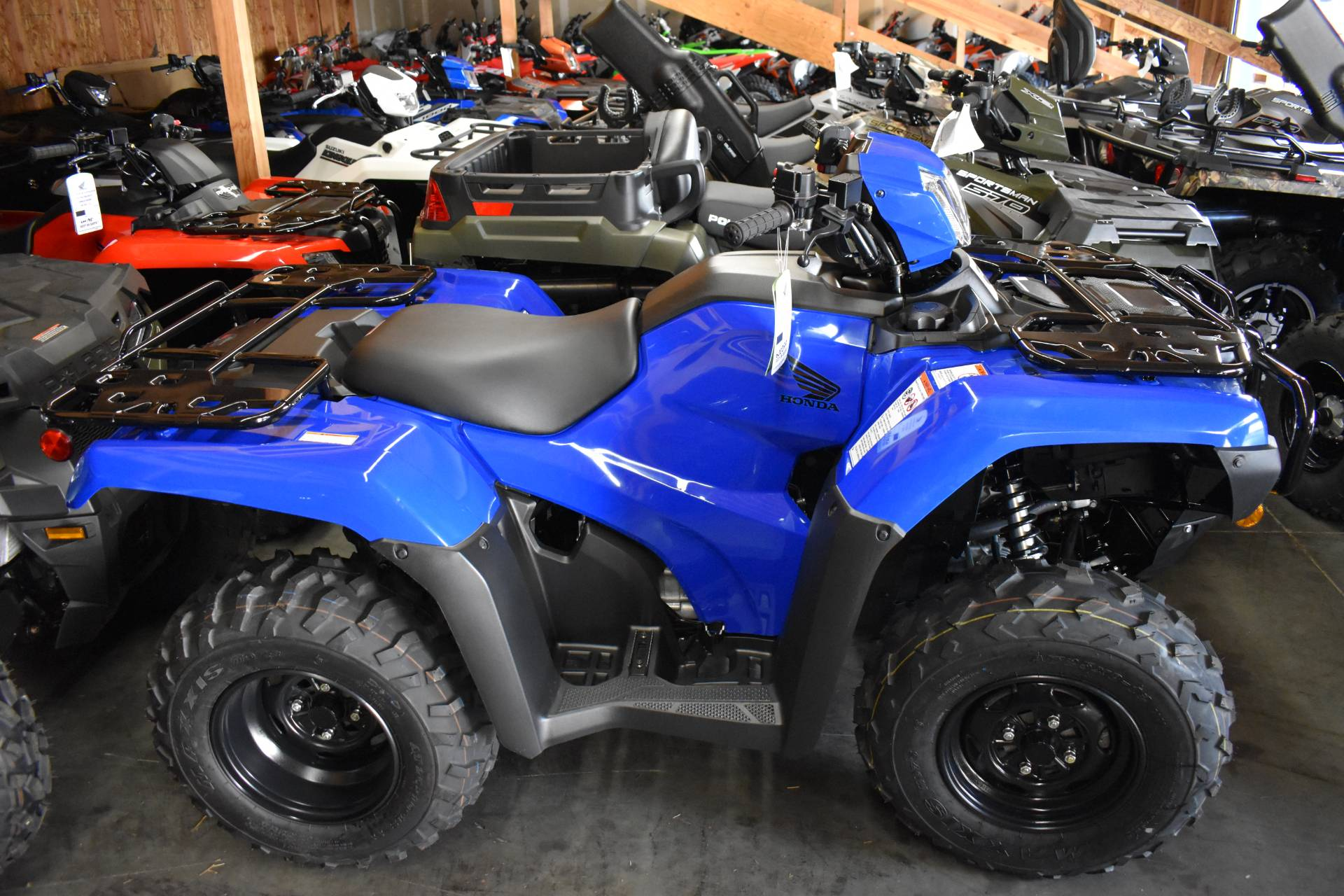 2020 Honda FourTrax Foreman 4x4 ES EPS in Boise, Idaho
