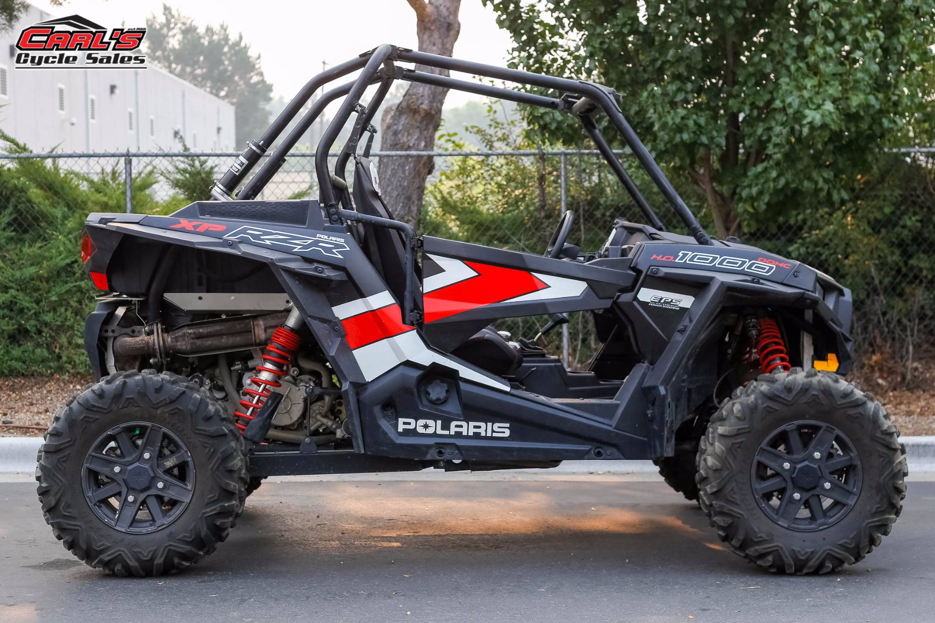 2015 Polaris RZR XP 1000 EPS 5