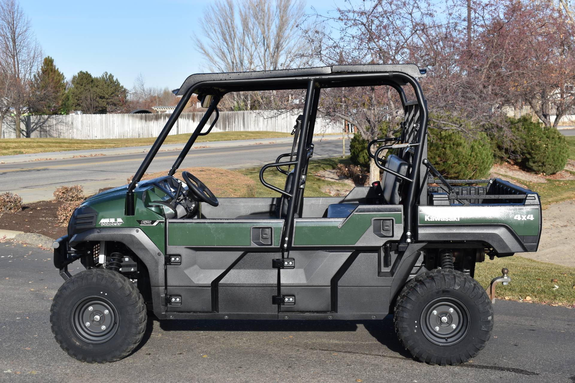 2018 Kawasaki Mule PRO-FXT EPS in Boise, Idaho - Photo 2