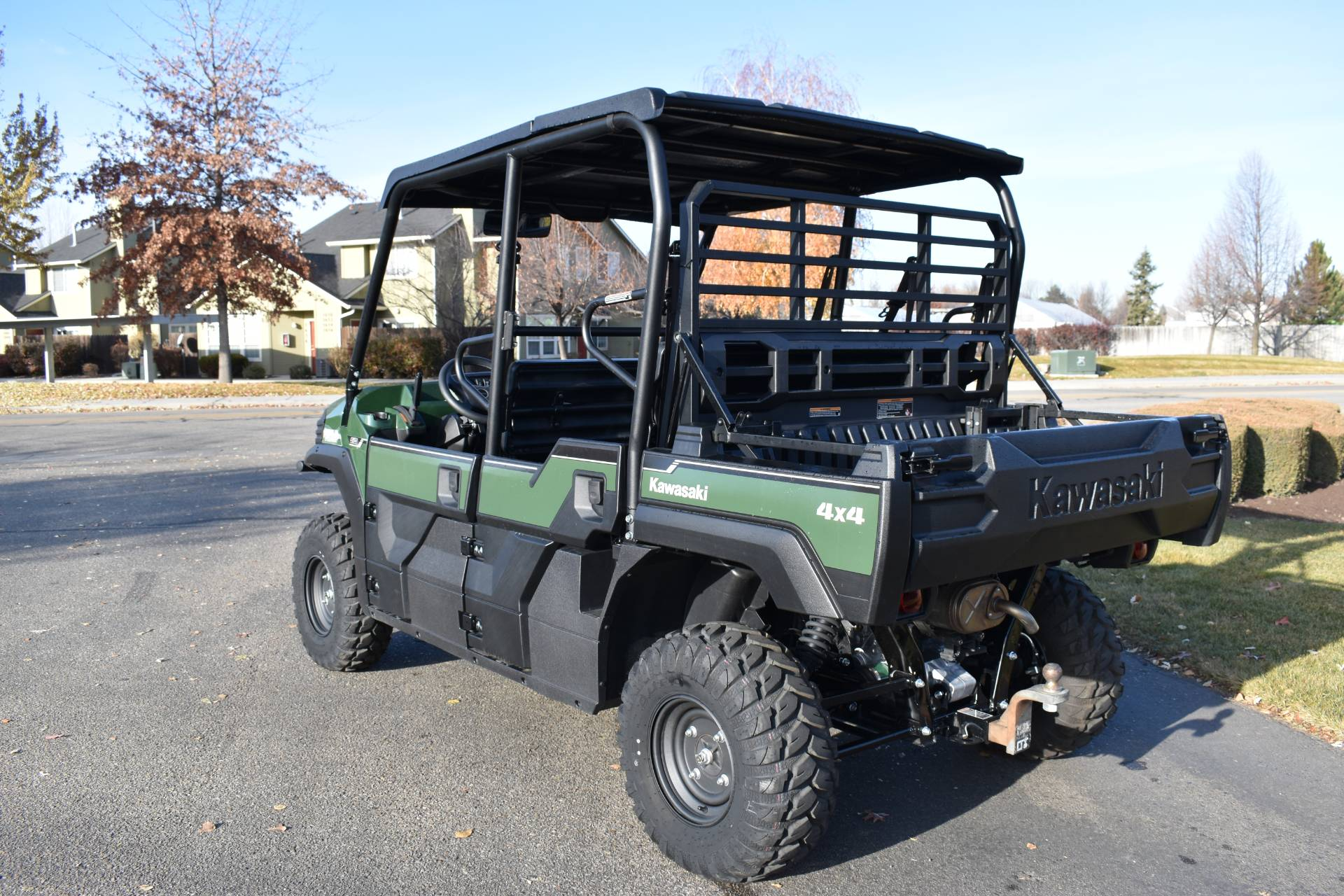 2018 Kawasaki Mule PRO-FXT EPS in Boise, Idaho - Photo 6