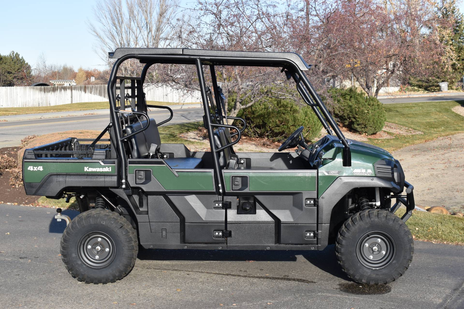 2018 Kawasaki Mule PRO-FXT EPS in Boise, Idaho - Photo 1