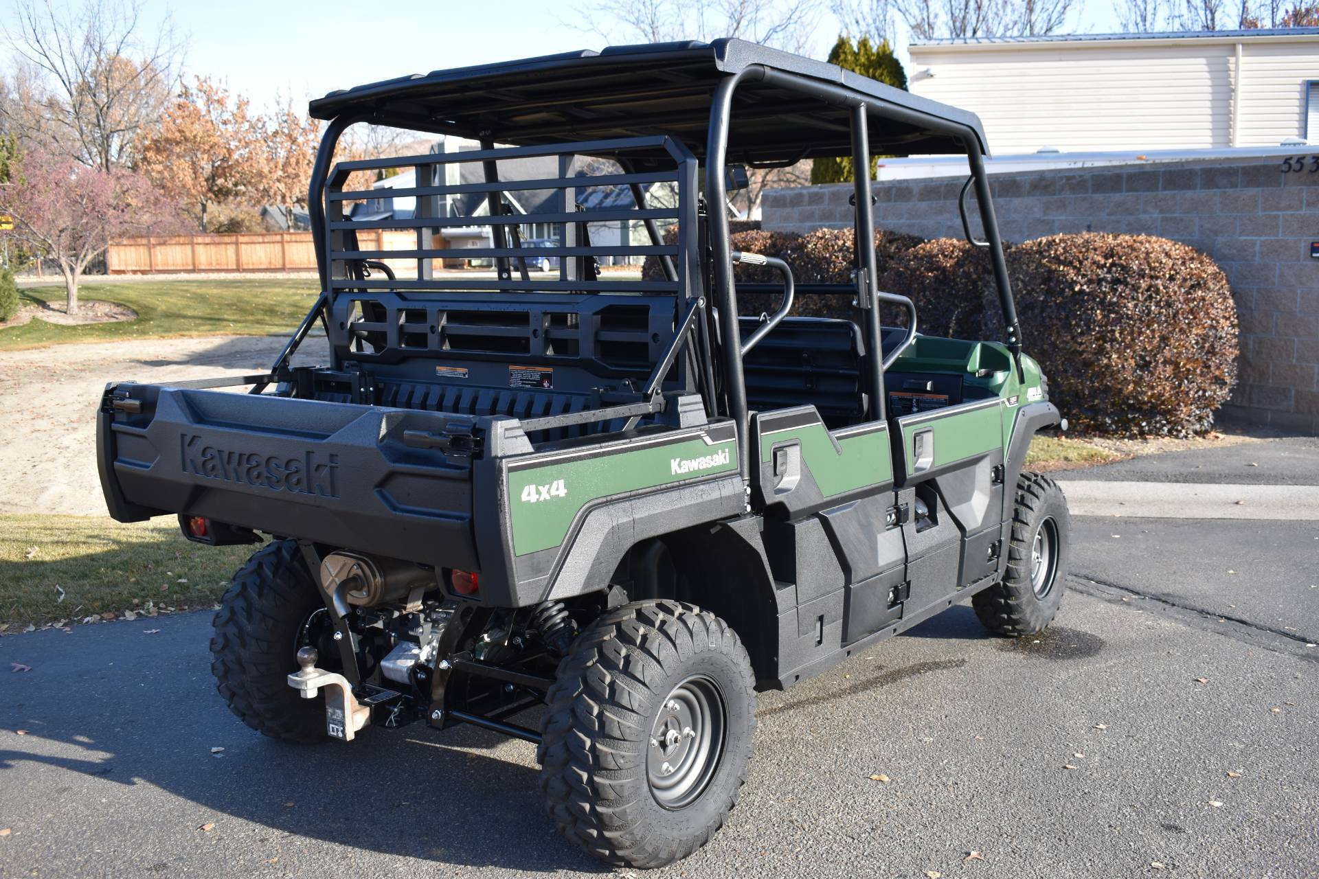 2018 Kawasaki Mule PRO-FXT EPS in Boise, Idaho - Photo 5