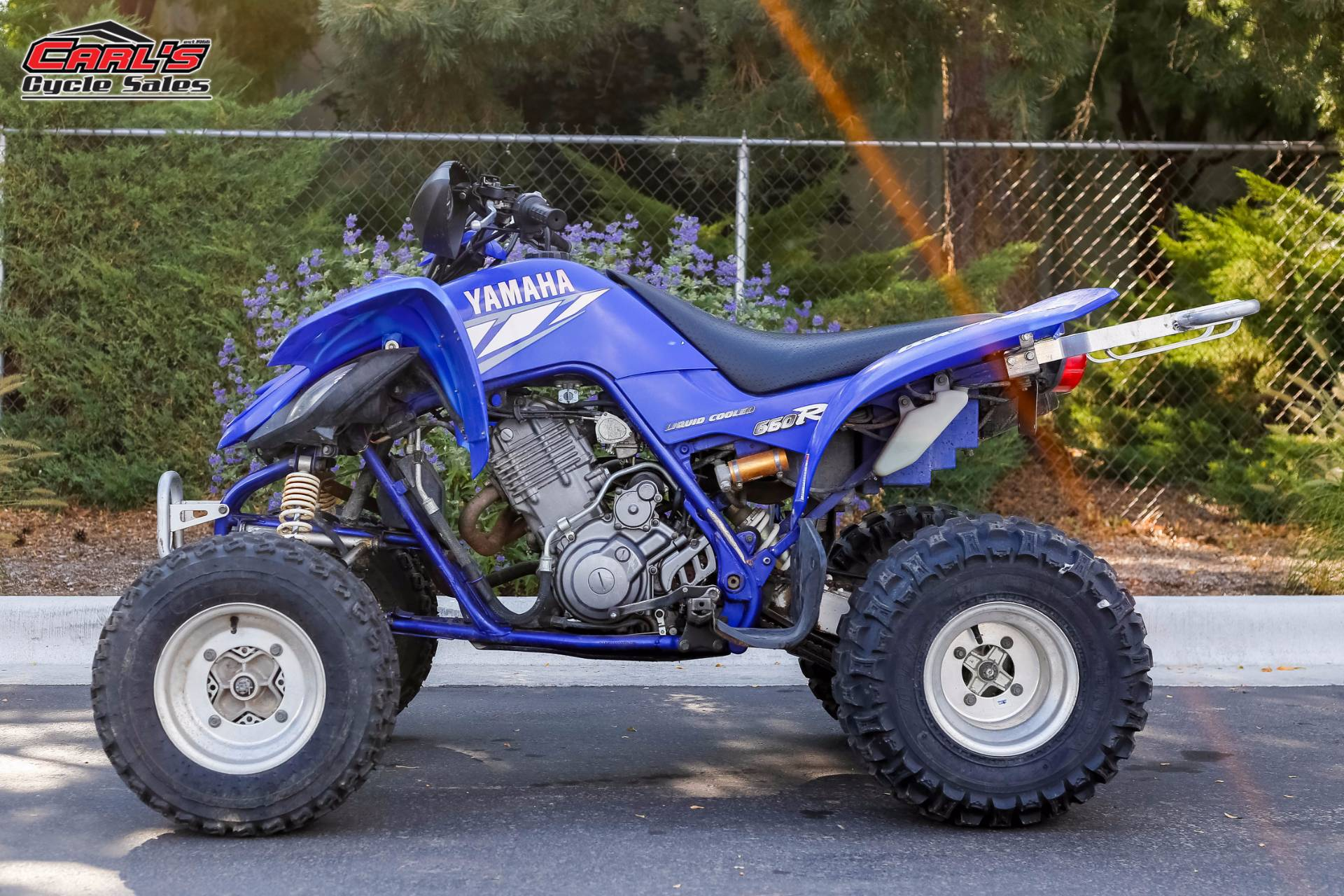 2001 Raptor 660R
