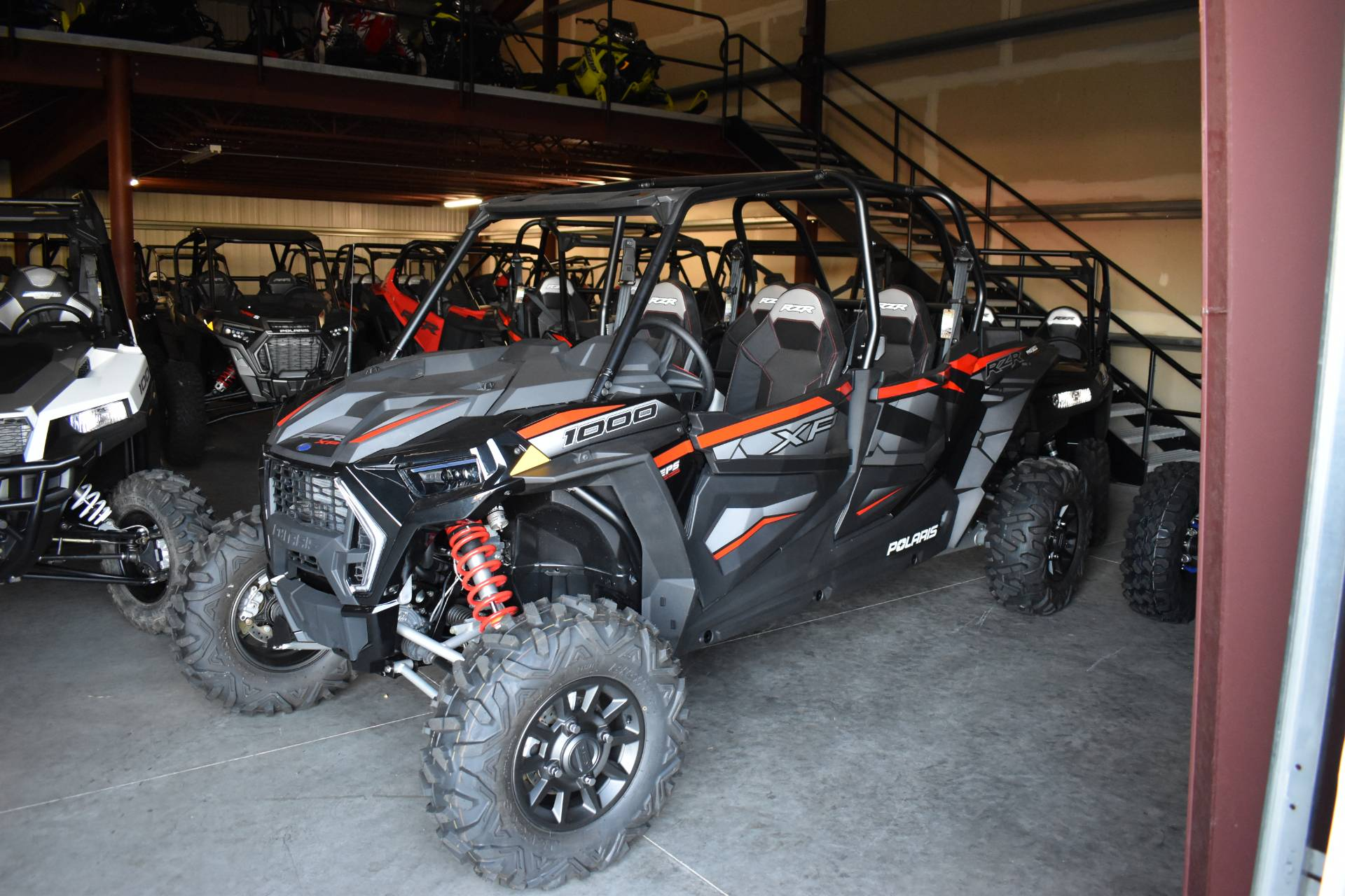 2019 Polaris RZR XP 4 1000 EPS Ride Command Edition in Boise, Idaho