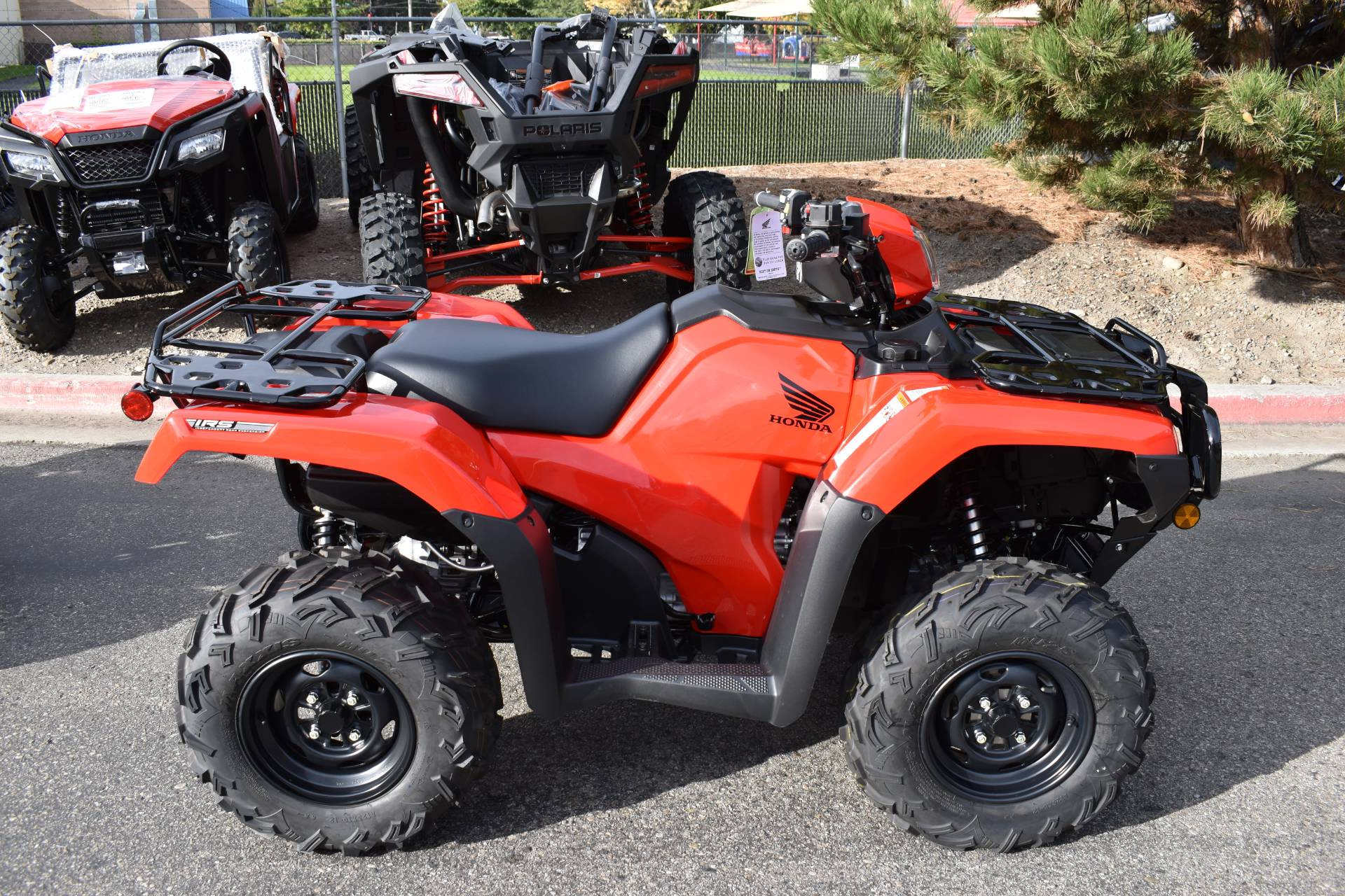 2020 Honda FourTrax Foreman Rubicon 4x4 Automatic DCT EPS in Boise, Idaho