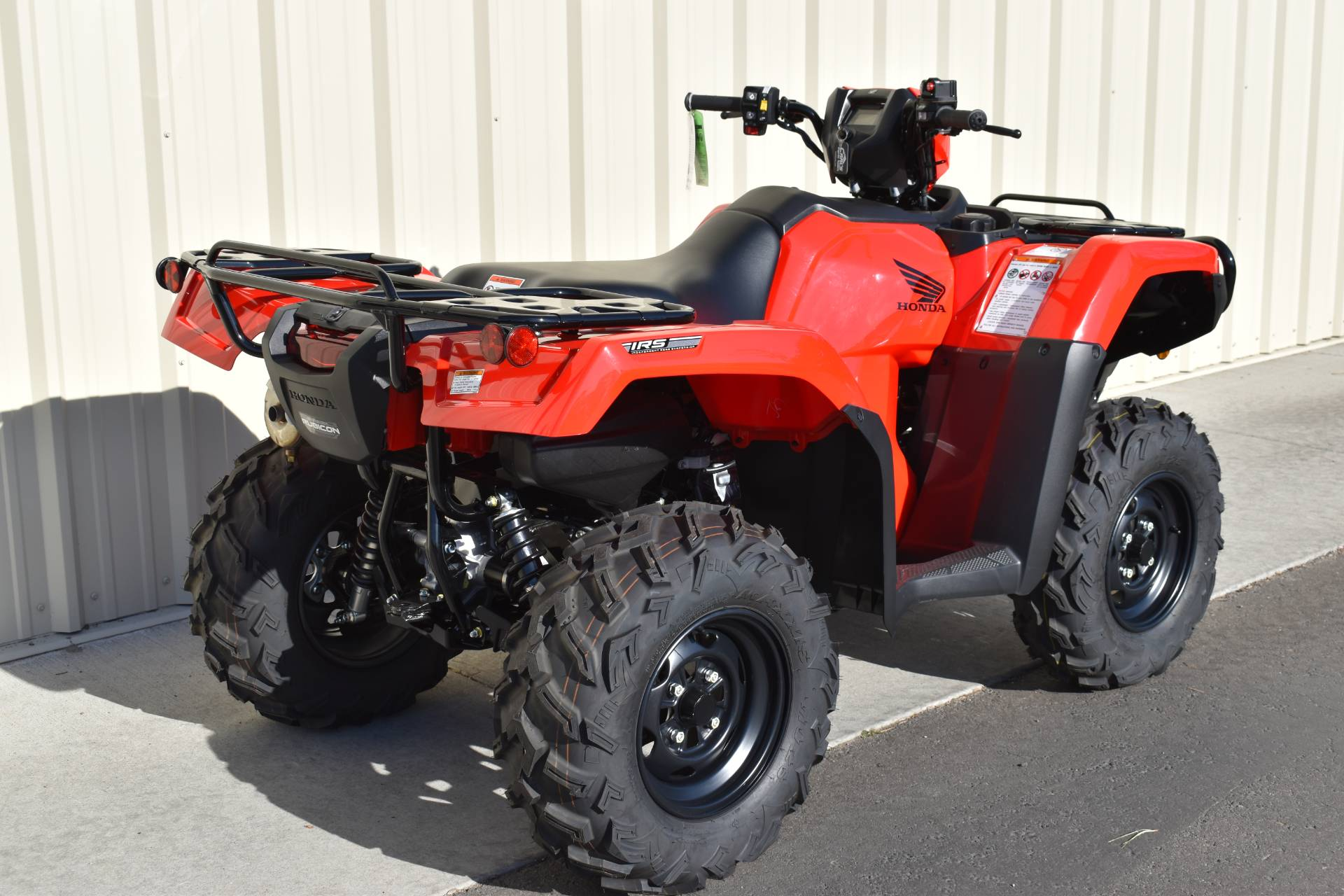 2020 Honda FourTrax Foreman Rubicon 4x4 Automatic DCT EPS in Boise, Idaho - Photo 4