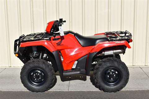 2020 Honda FourTrax Foreman Rubicon 4x4 Automatic DCT EPS in Boise, Idaho - Photo 6