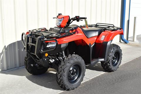 2020 Honda FourTrax Foreman Rubicon 4x4 Automatic DCT EPS in Boise, Idaho - Photo 8