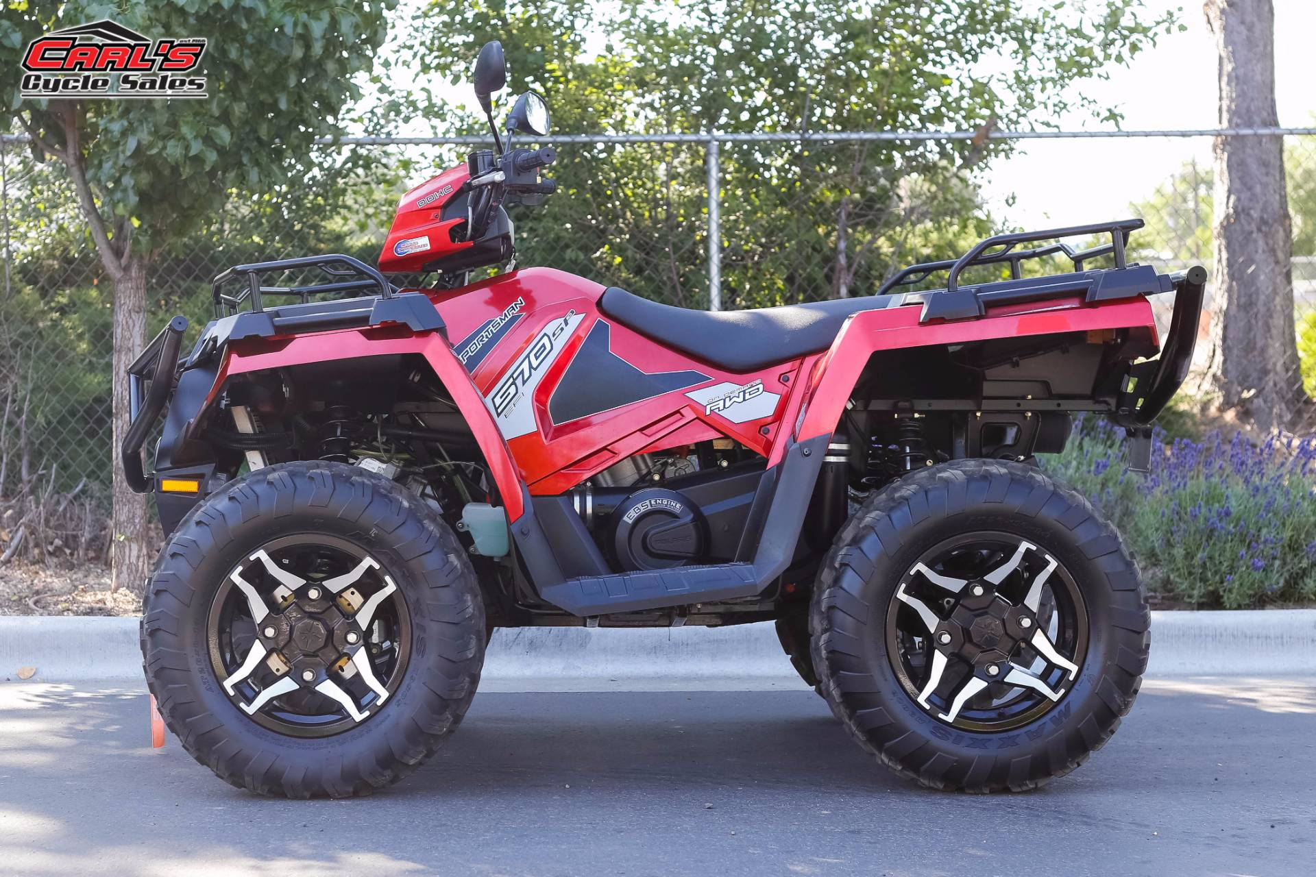 2015 Sportsman 570 SP