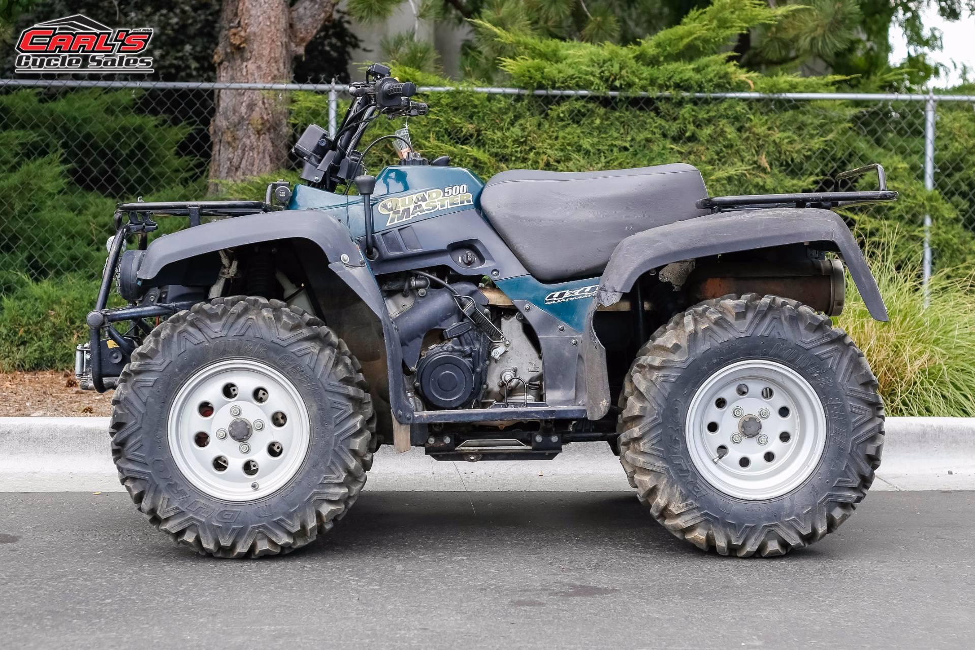 2001 Quadmaster 500