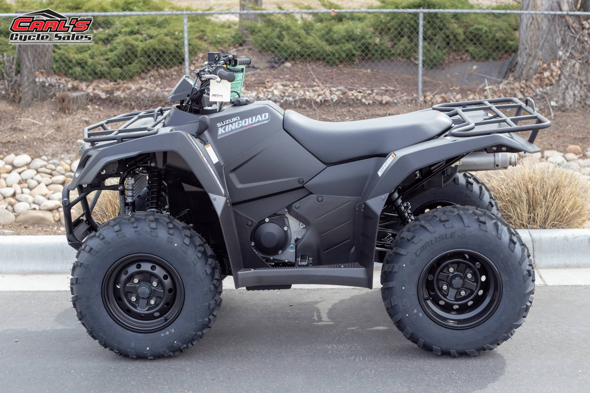 2019 Suzuki KingQuad 400ASi+ in Boise, Idaho - Photo 1